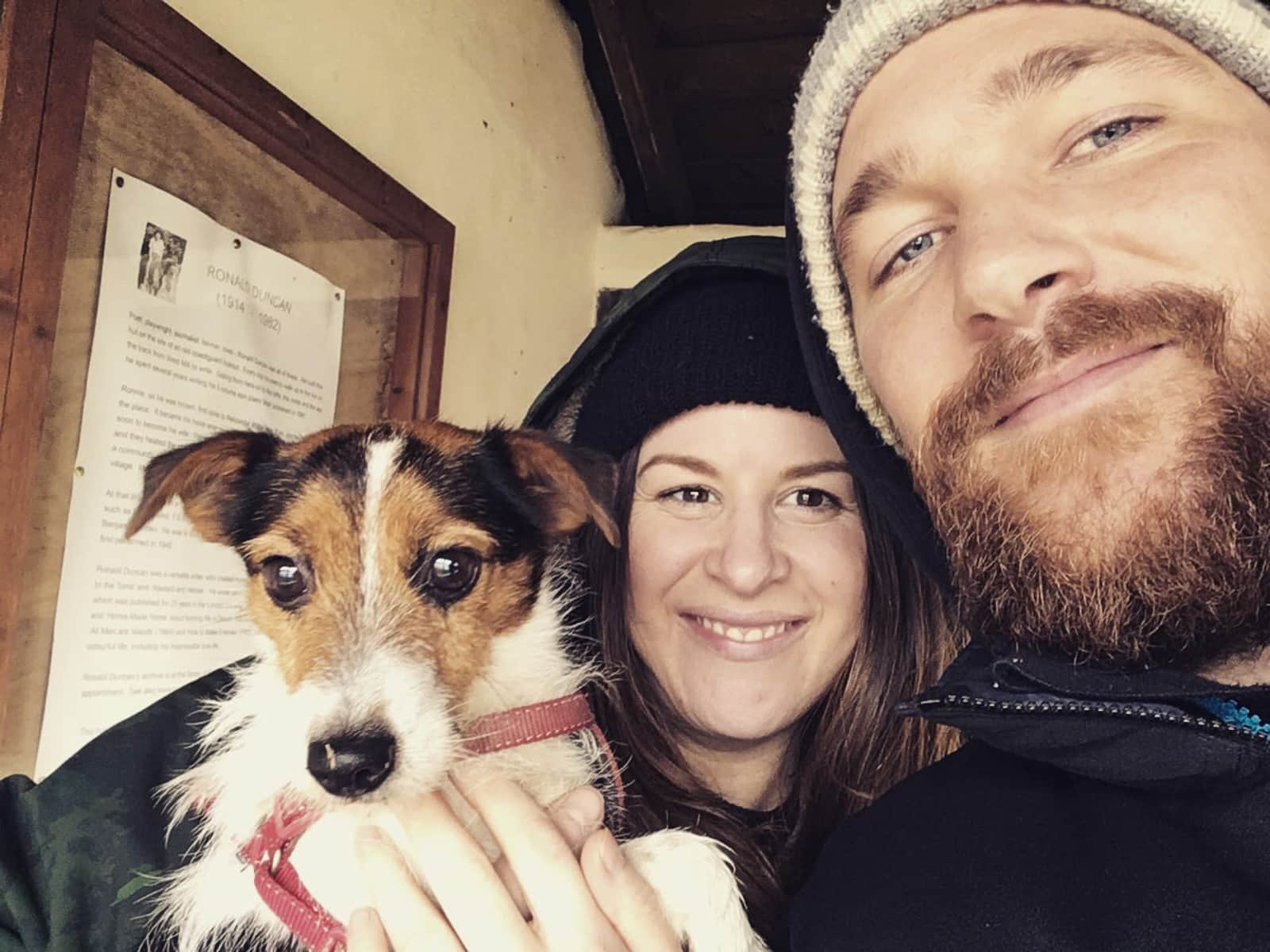 Bianca & Louis from Bude, United Kingdom