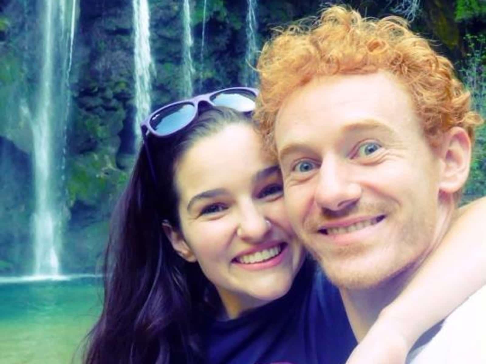 Walter & Kimberly from Dungarvan, Ireland