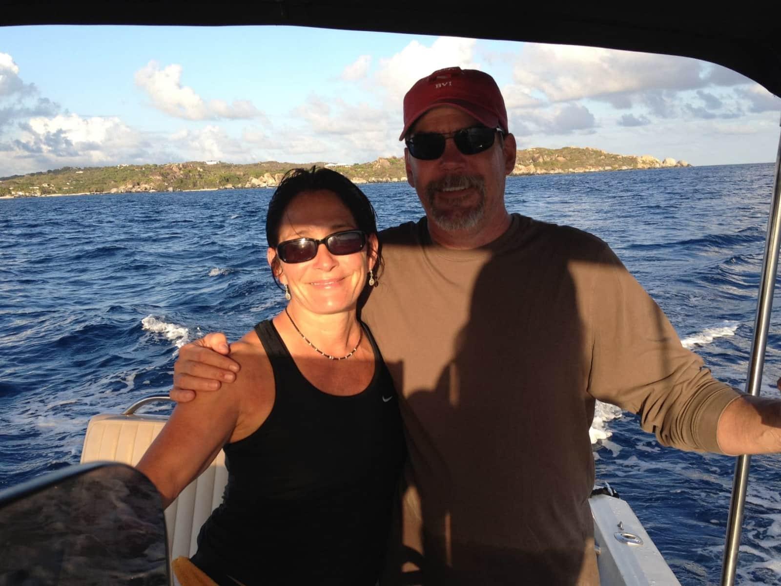 Elizabeth & Dave from East Setauket, New York, United States