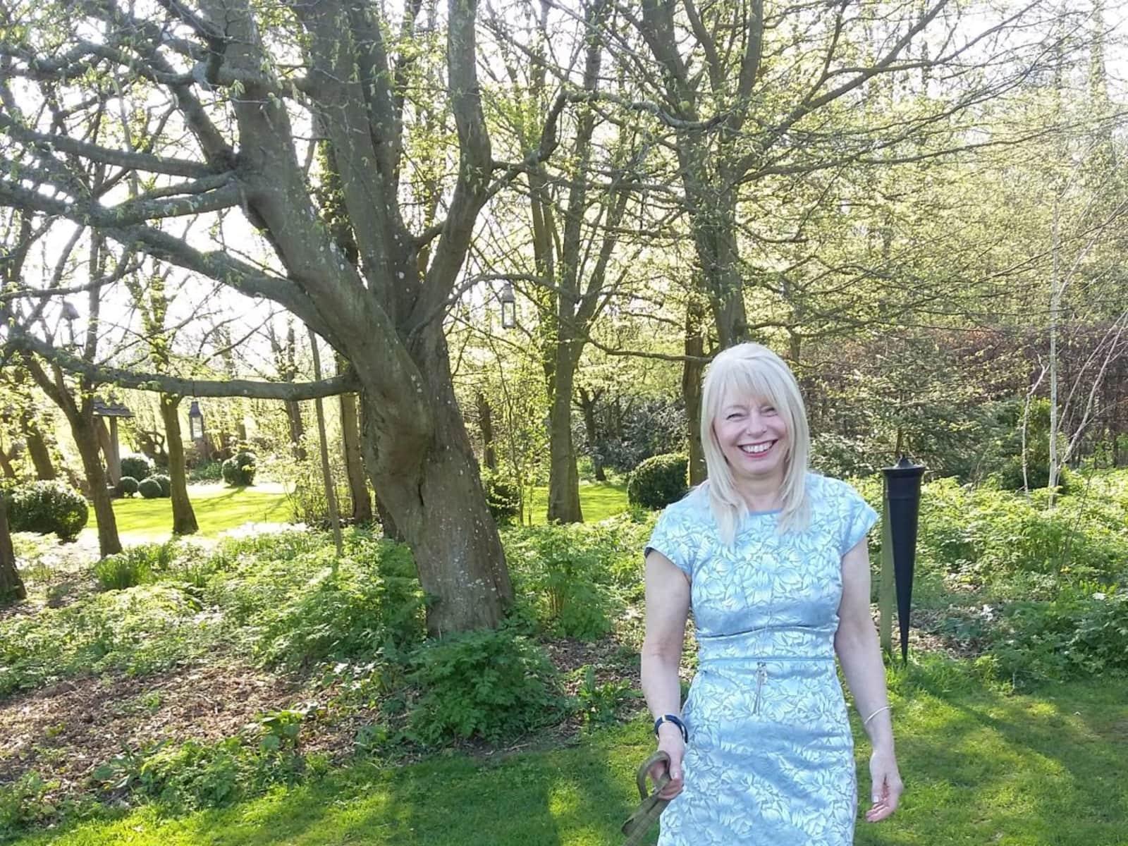 Janet from Thornbury, United Kingdom