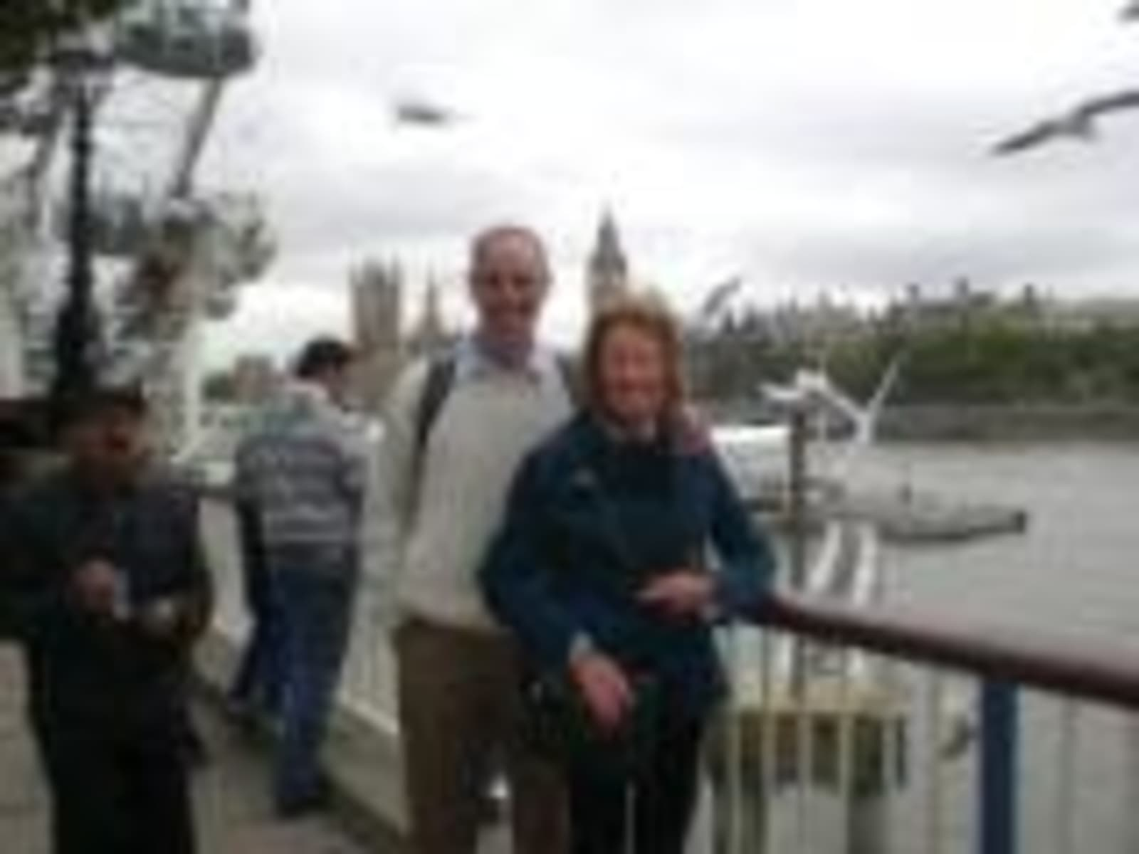 Maureen & Derek from Macclesfield, United Kingdom