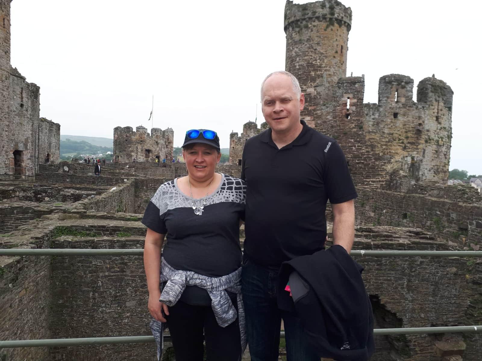 Sean & Judie from Cranbrook, British Columbia, Canada