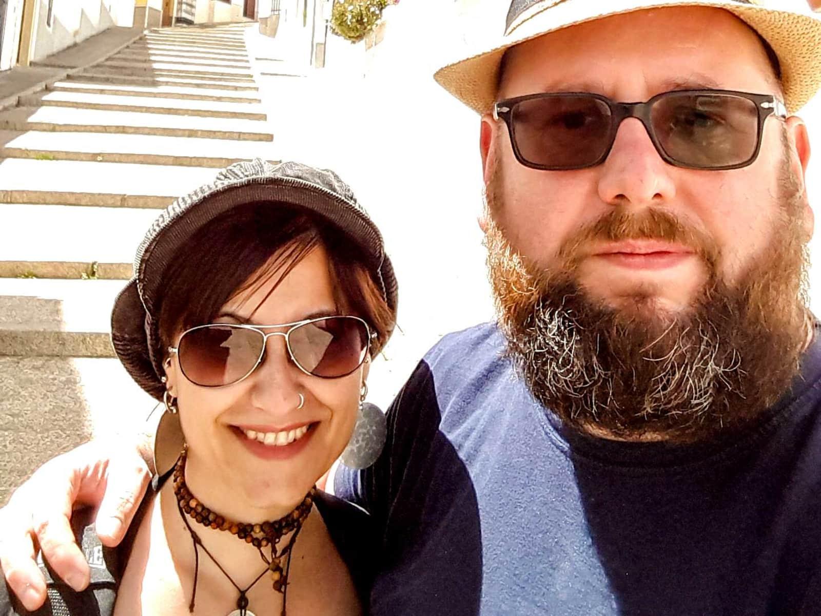 Anna & Steve from London, United Kingdom