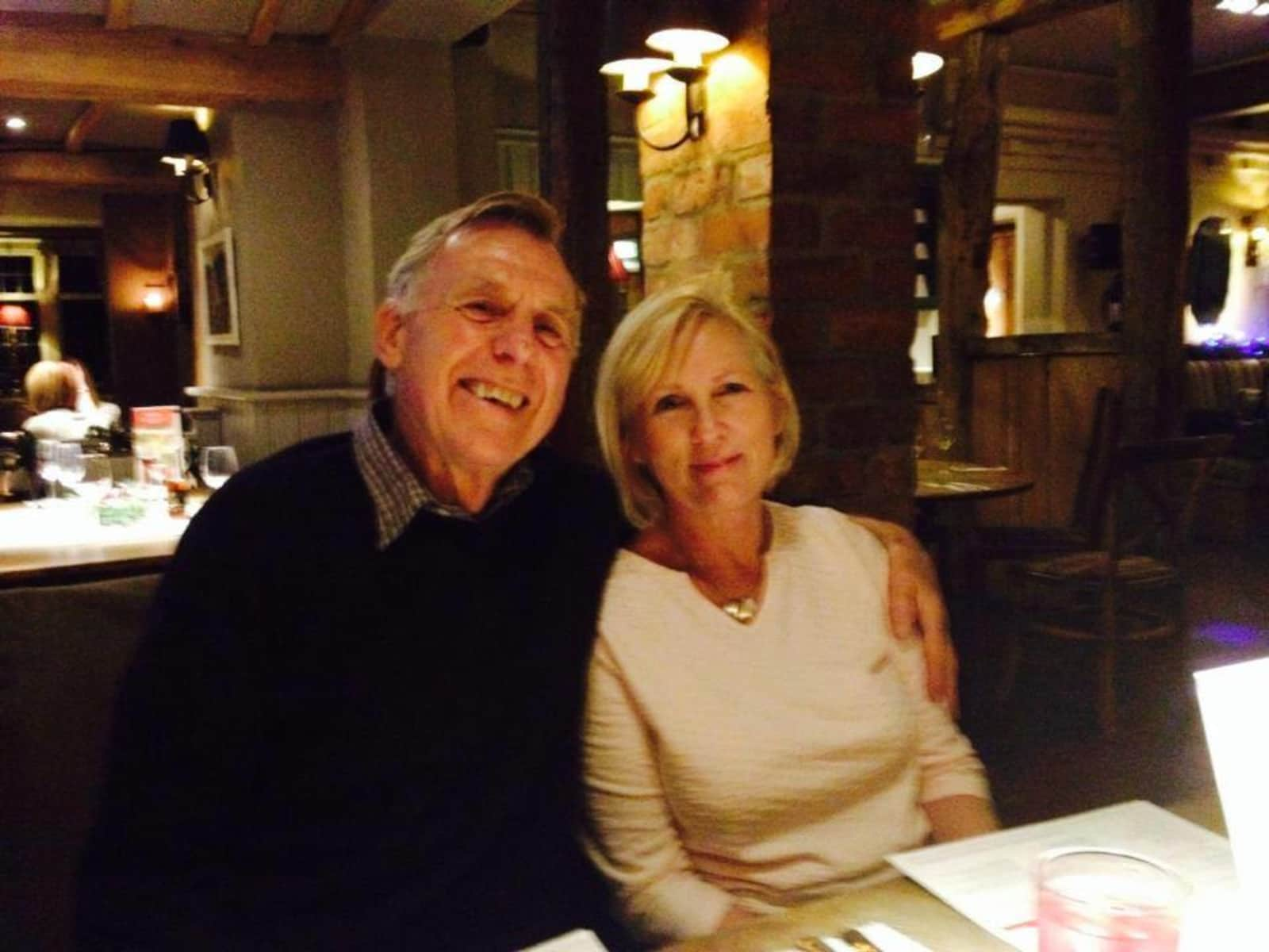 Karen & Peter from Hemet, California, United States