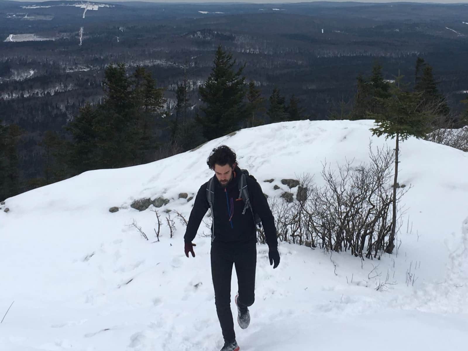 Julian from Montréal, Quebec, Canada