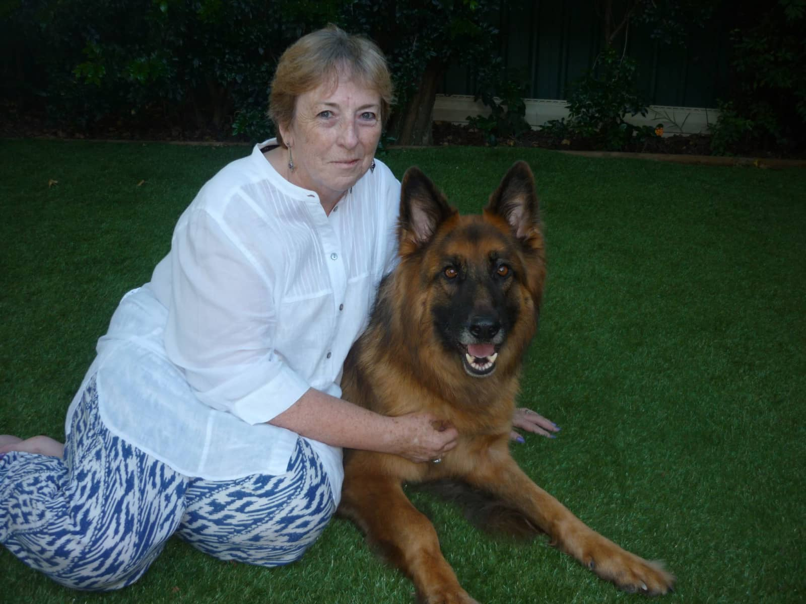 Annette from Sydney, New South Wales, Australia