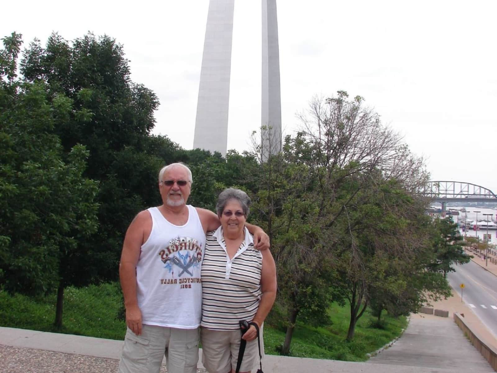 William & Sheila from Cameron Park, California, United States
