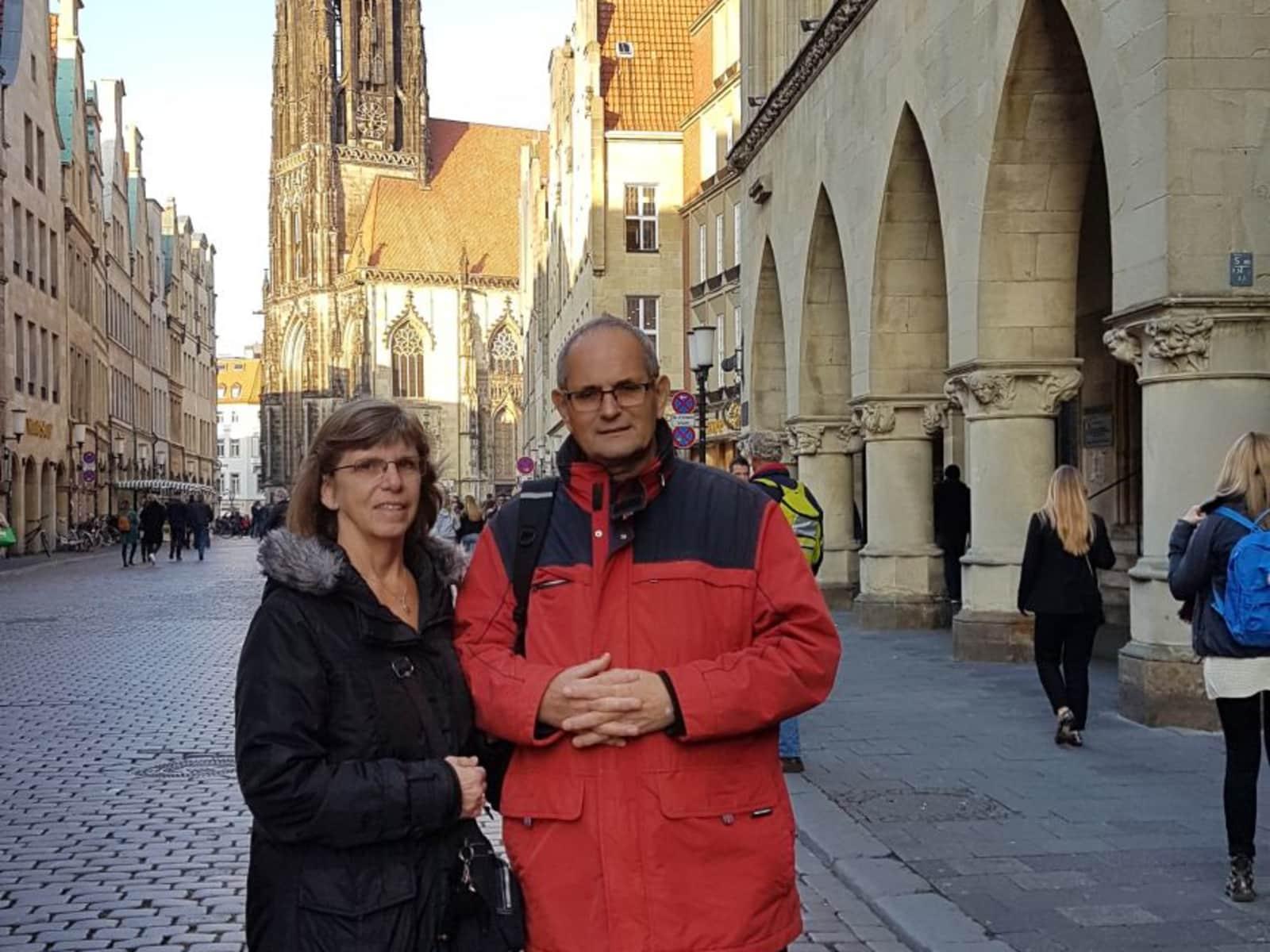 Greetje en tamme & Tamme from Lathen, Germany