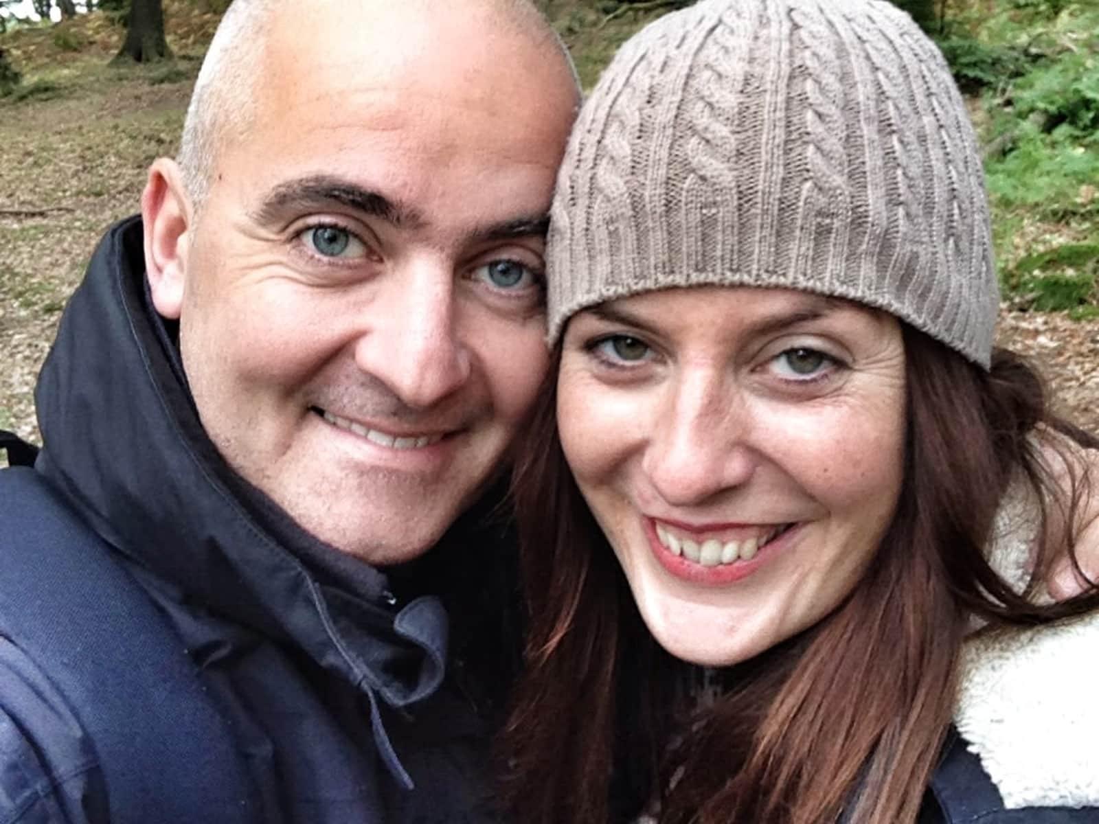 Joanna & Alex from Birmingham, United Kingdom
