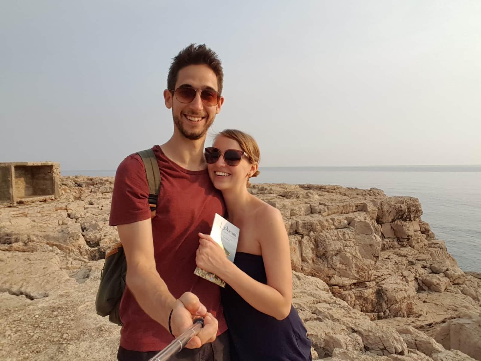 Krisztina & Adam from West Malling, United Kingdom