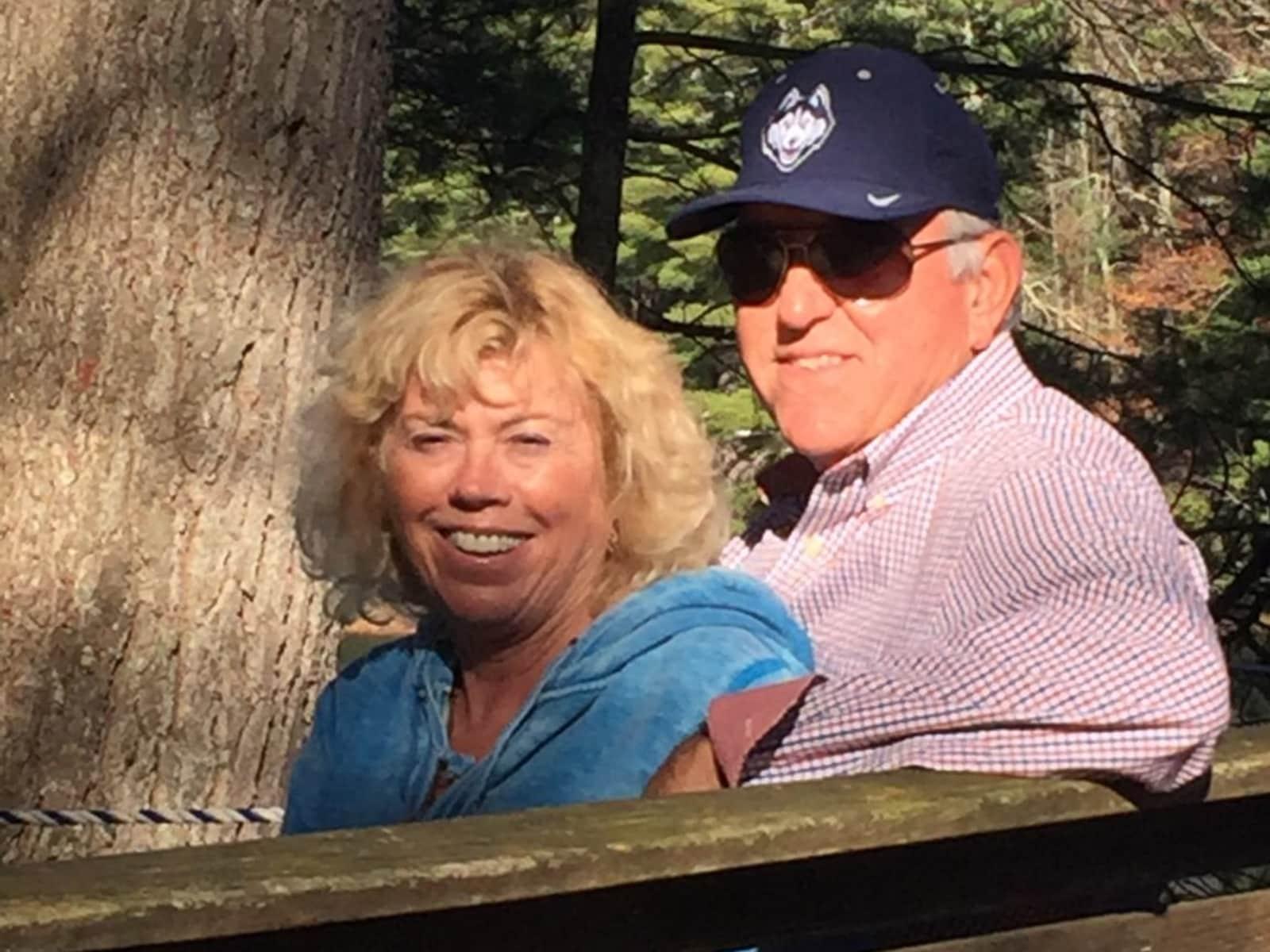 Marguerite & William from Boston, Massachusetts, United States