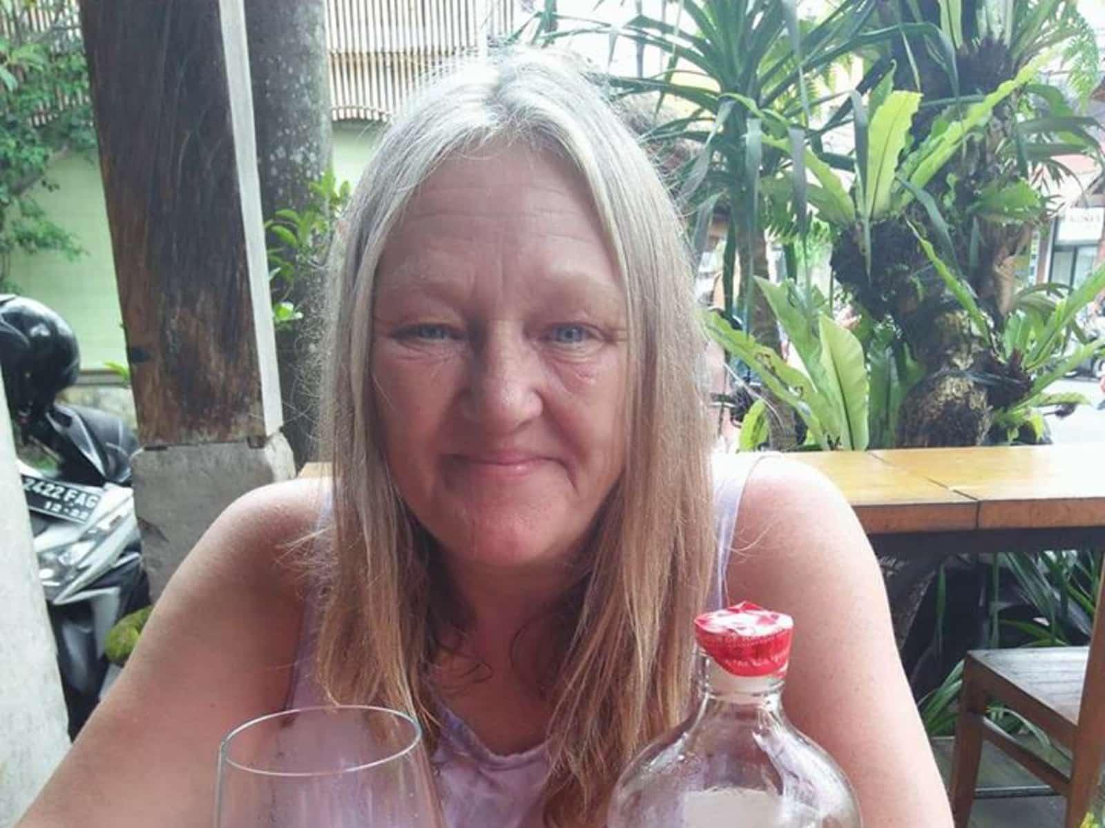 Susan from Bristol, United Kingdom