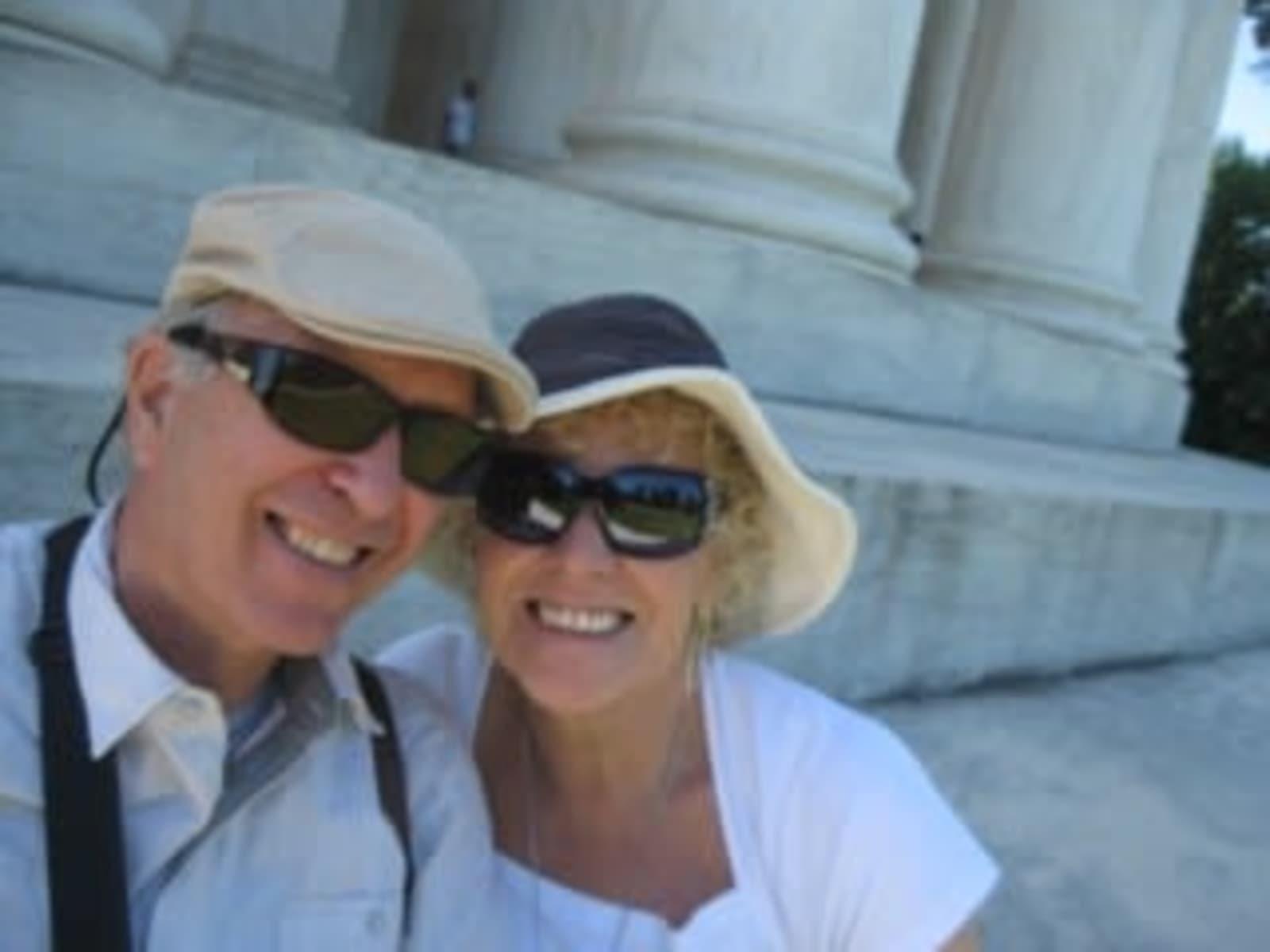 Irene & Larry from Chilliwack, British Columbia, Canada