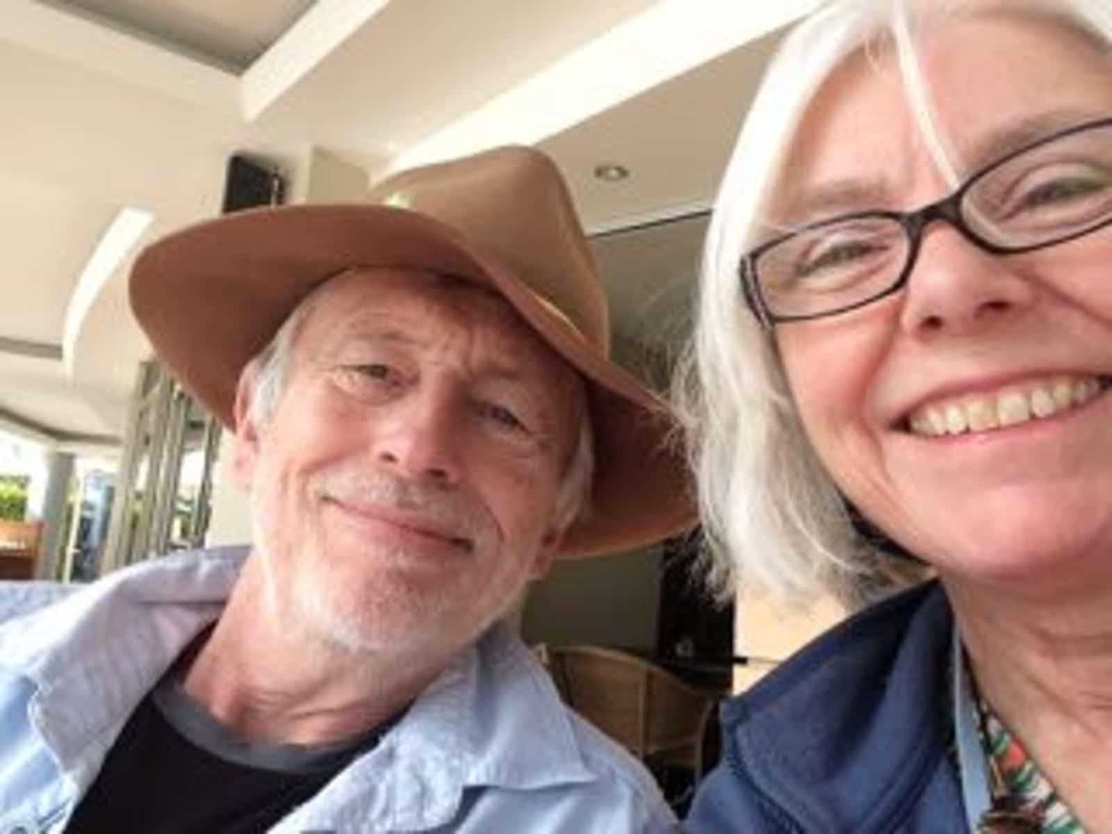 Elisabeth & Peter from Itteringham, United Kingdom