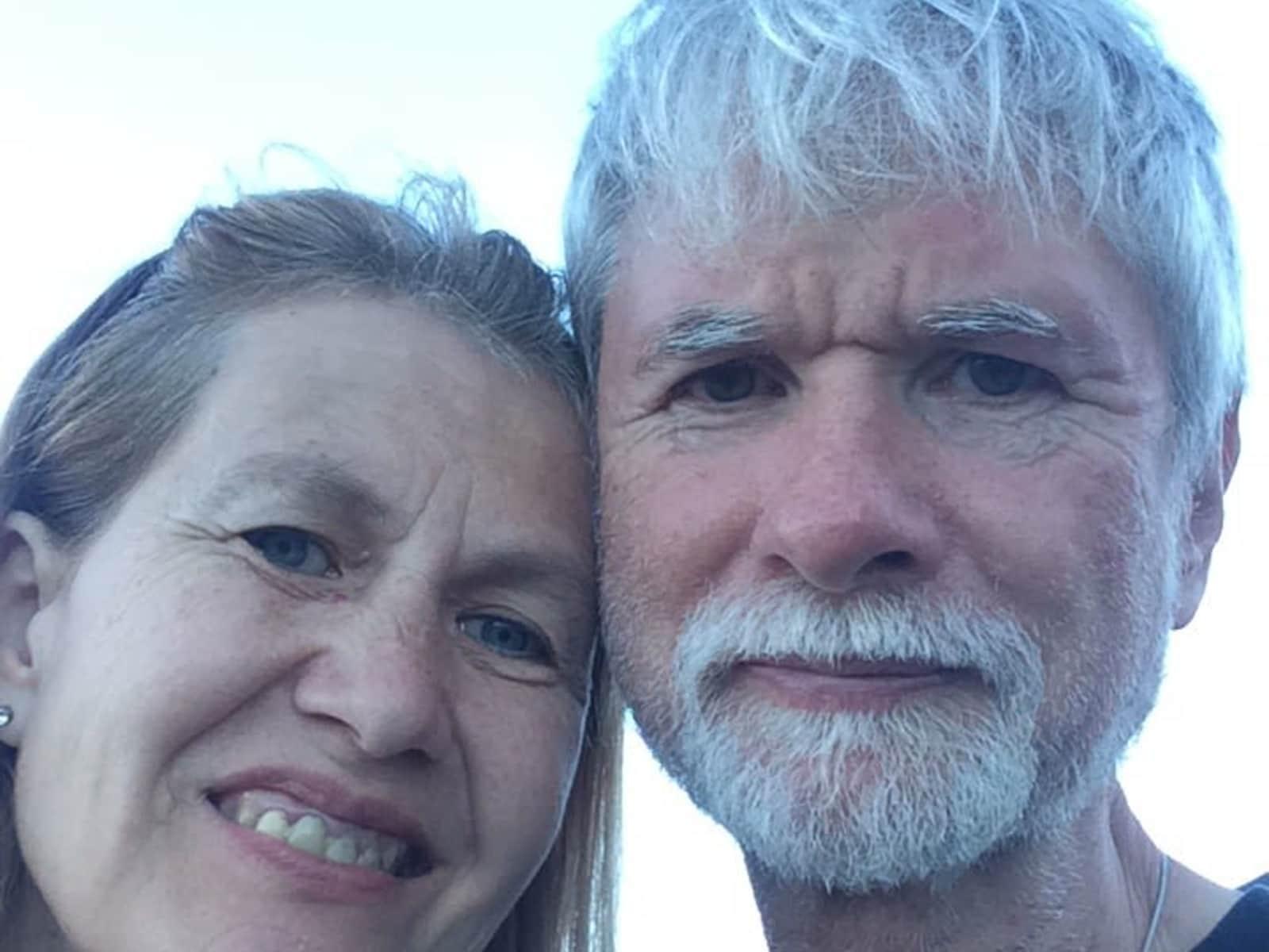 Derek & Petya from Colchester, United Kingdom