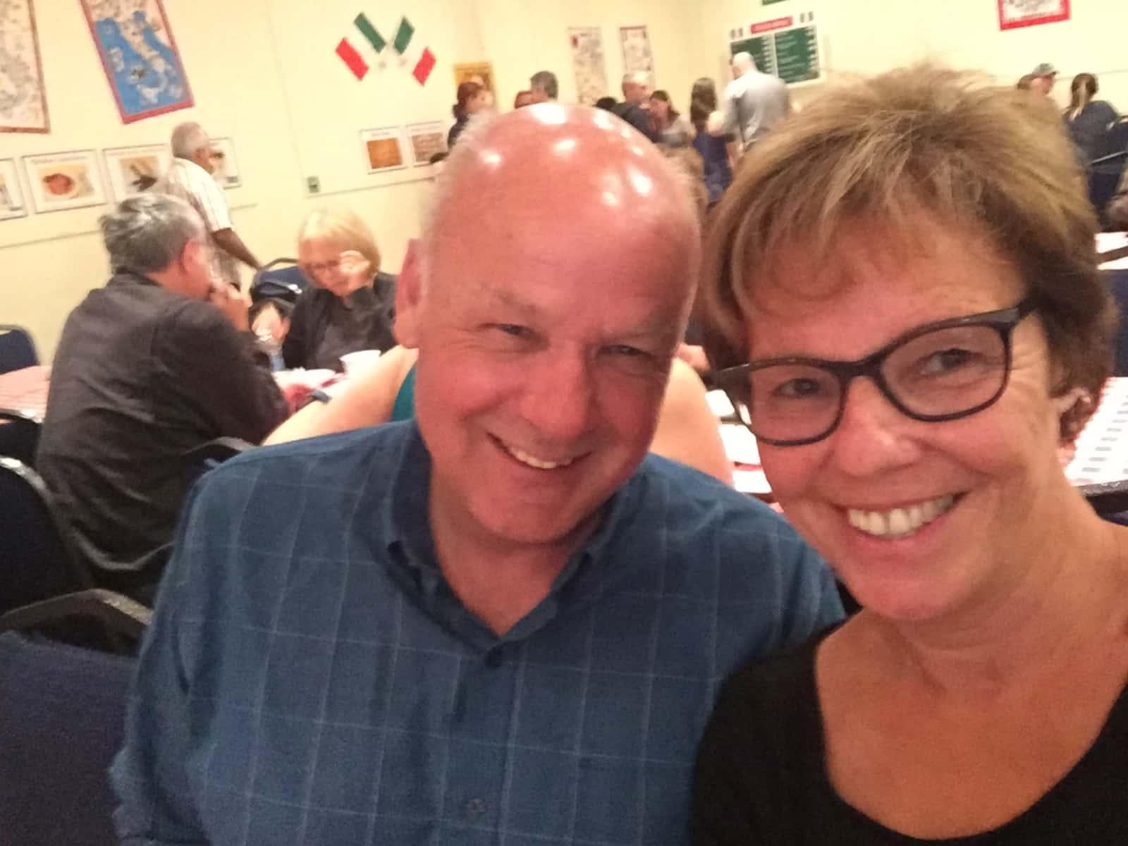 Mary & Mac from Halifax, Nova Scotia, Canada