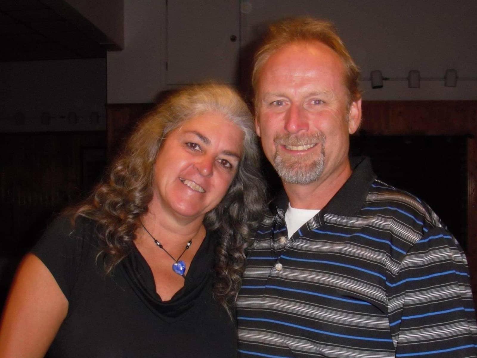 Manon & Joseph from Montréal, Quebec, Canada
