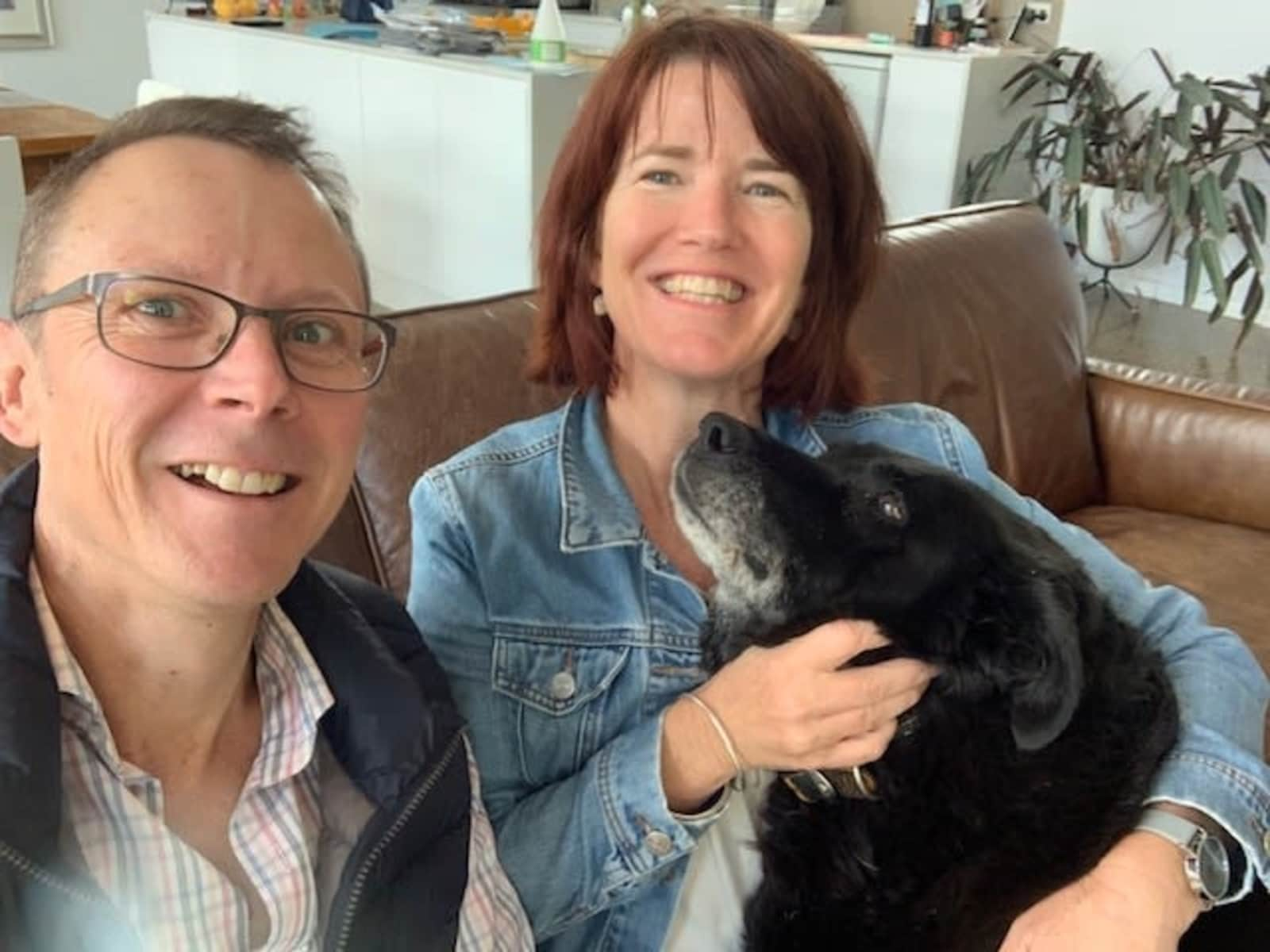 Louise & Rob from Armidale, New South Wales, Australia