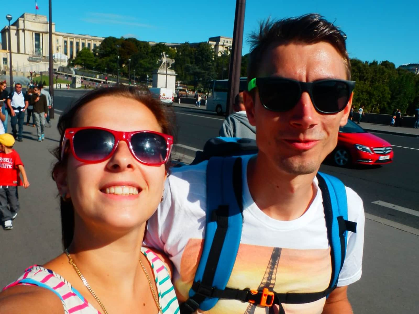 Steffi & Christopher from Berlin, Germany