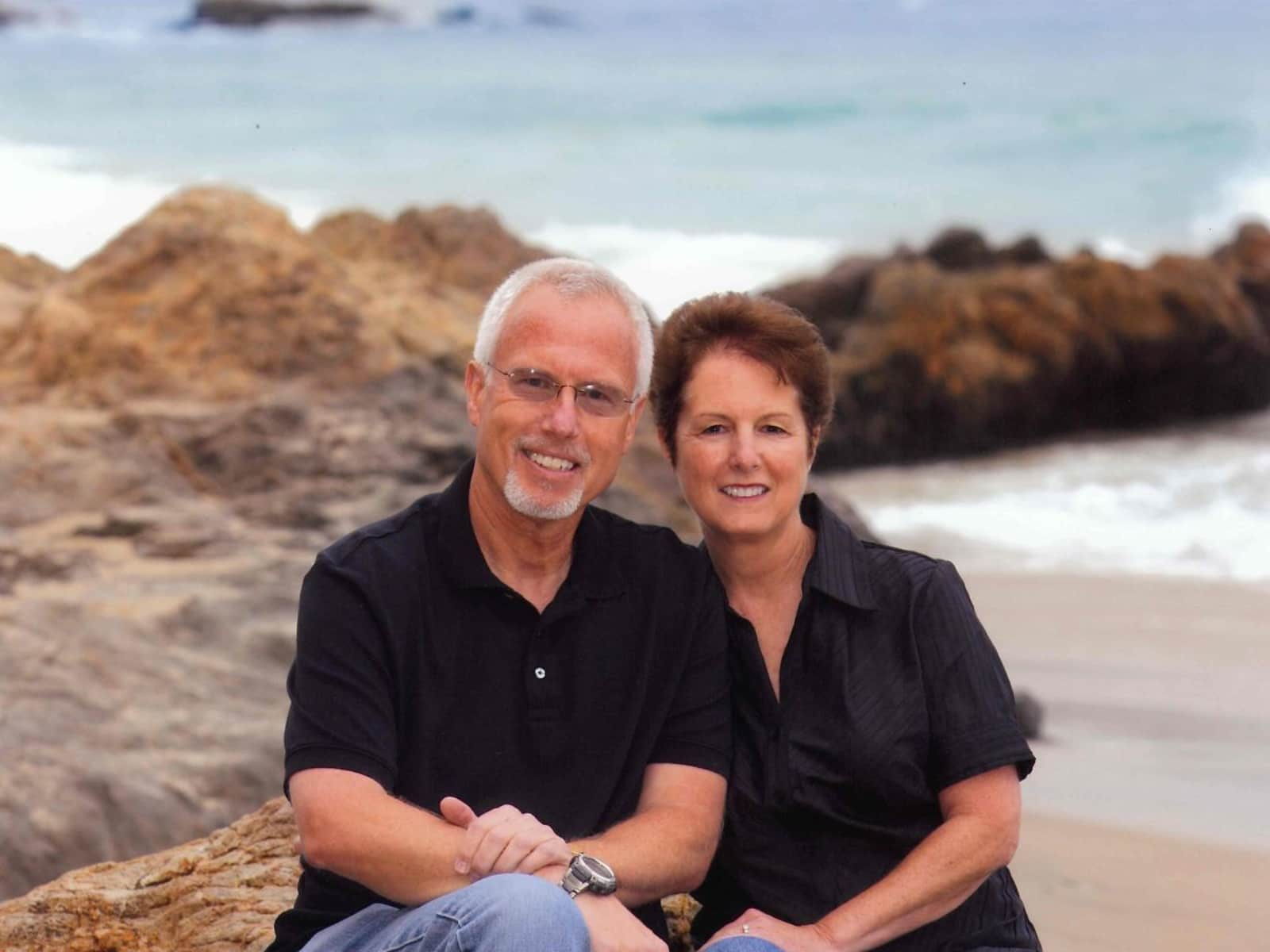 Robin & Terry from Mission Viejo, California, United States