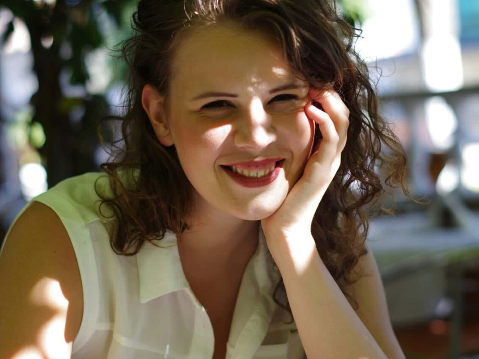 Ingrid from Prague, Czech Republic