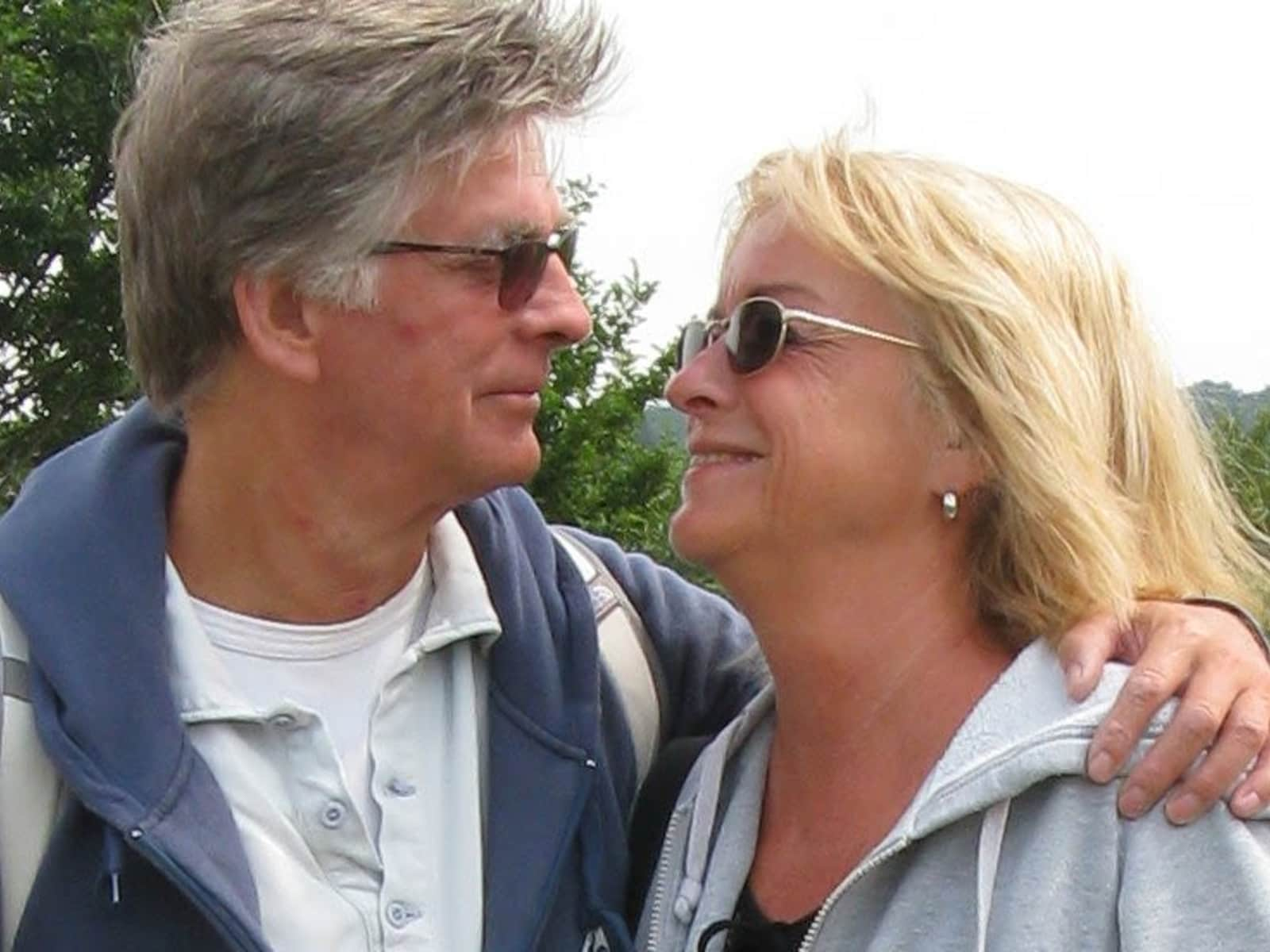 Mona & Pieter from Zegveld, Netherlands