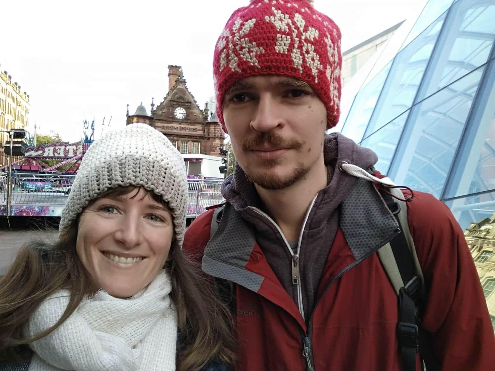 Anna & Michal from Glasgow, United Kingdom