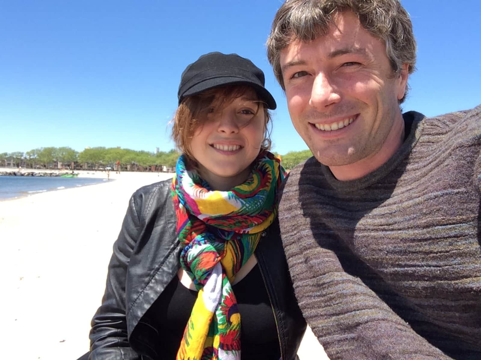 Andrea & Tristan from Toronto, Ontario, Canada