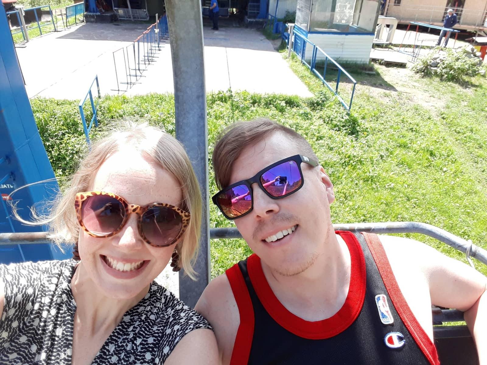 Katja & Henri from Kampot, Cambodia