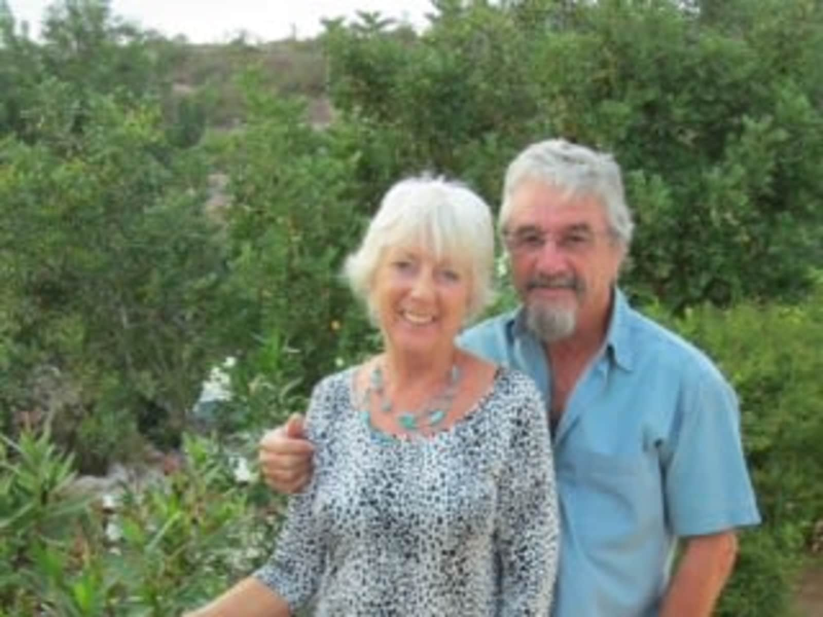 Jan & Nigel from Moncarapacho, Portugal