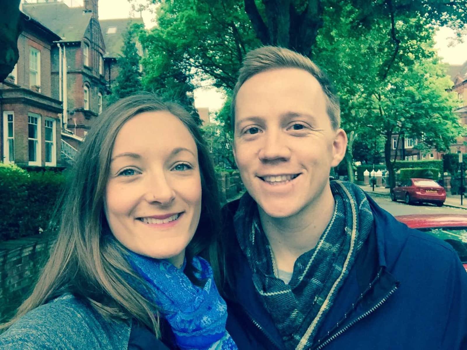Daniel & Renee from London, United Kingdom