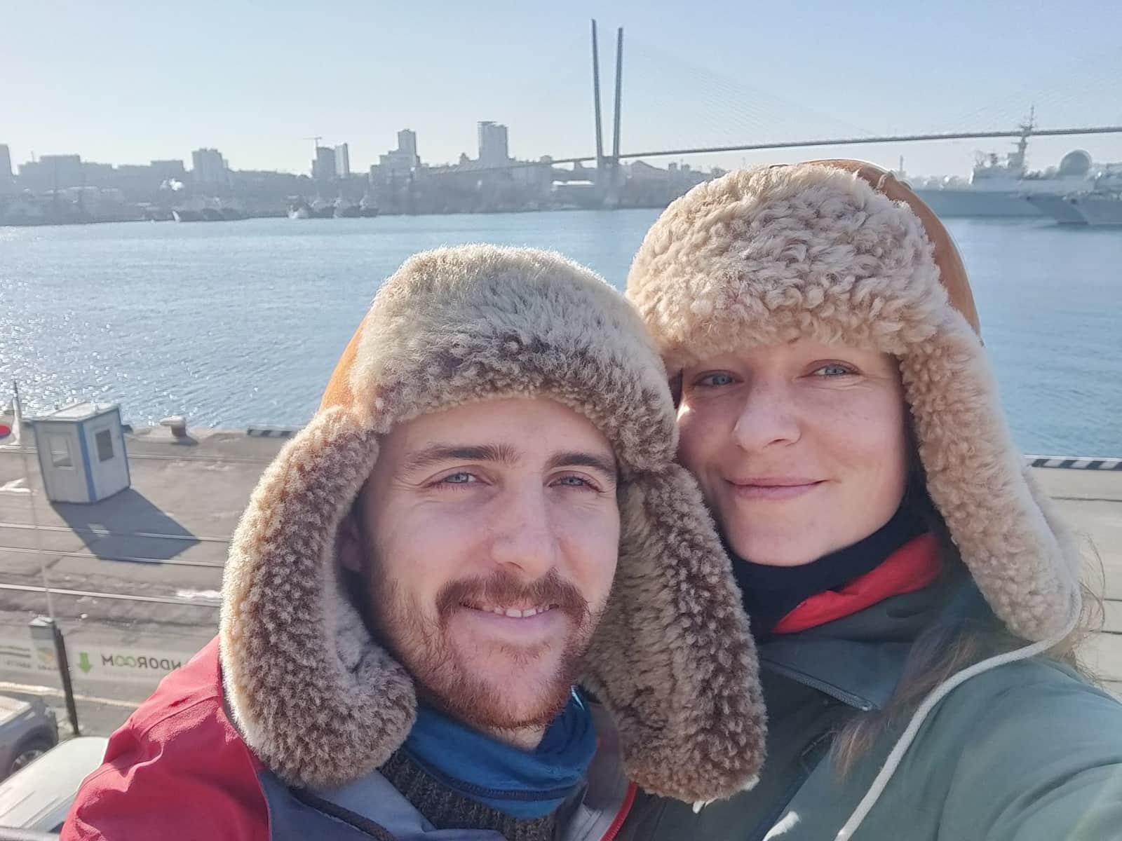 Leanne & Tom from London, United Kingdom