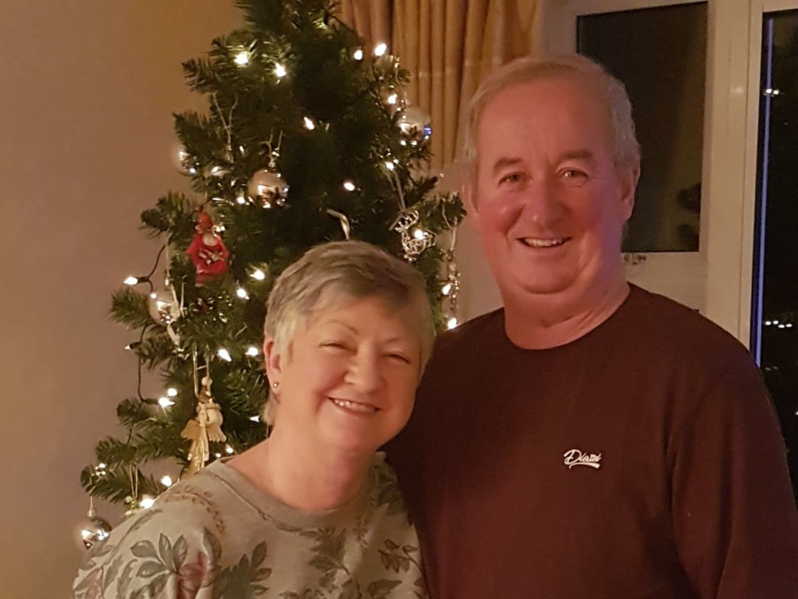 Michael & Clare from Cork, Ireland