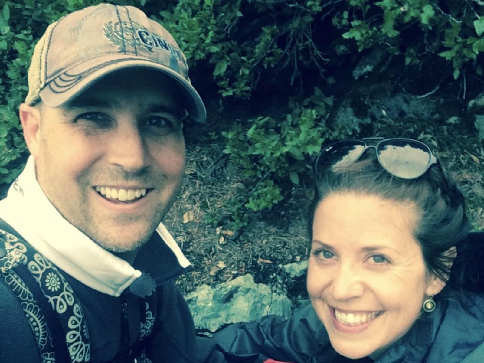 Jamie & Joseph from Toronto, Ontario, Canada