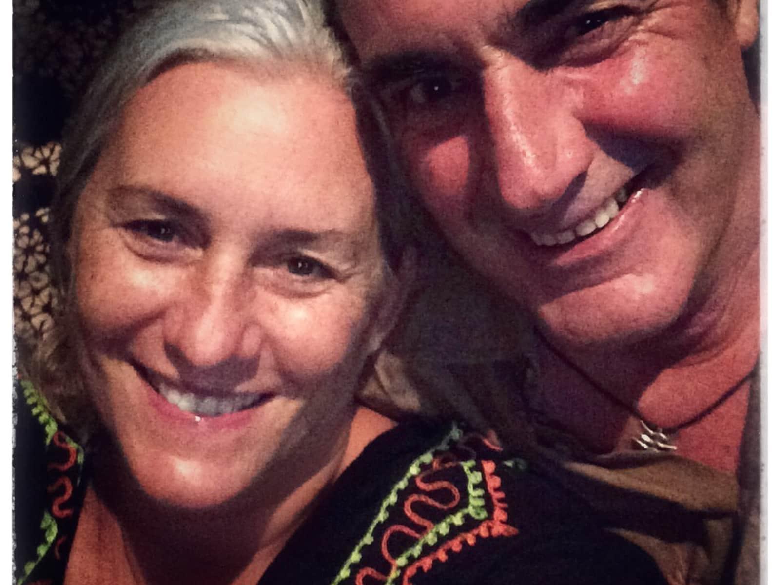 Leesa & Mark from Sydney, New South Wales, Australia