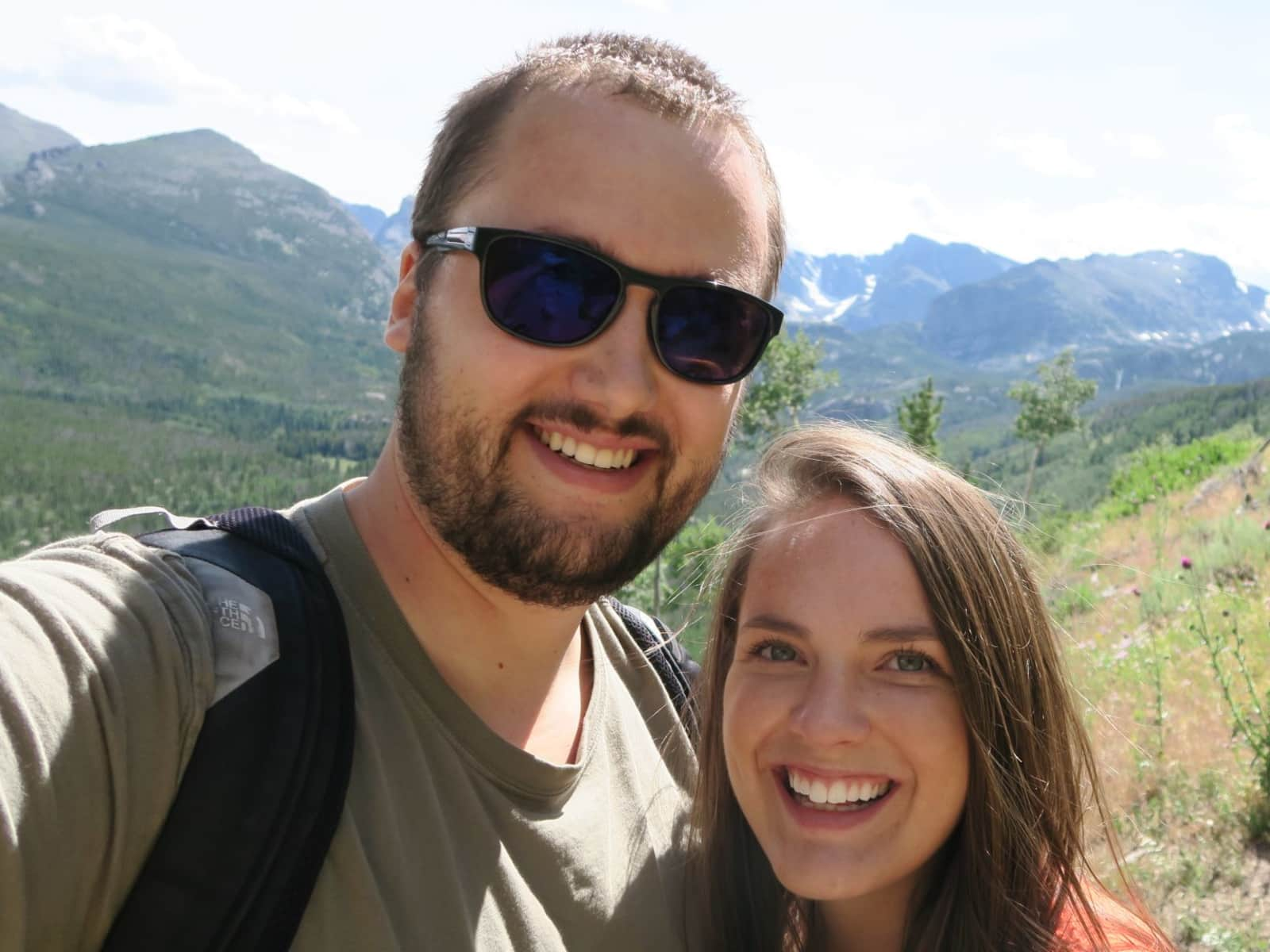 Dan & Kelsey from Fort Collins, Colorado, United States