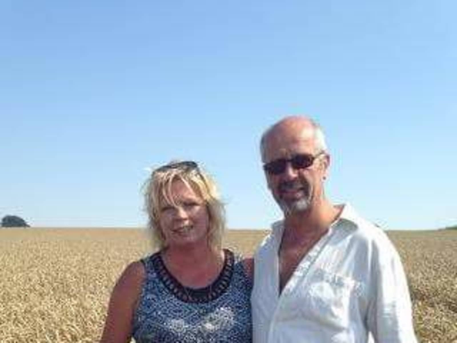 Alison & Tim from Lincoln, United Kingdom
