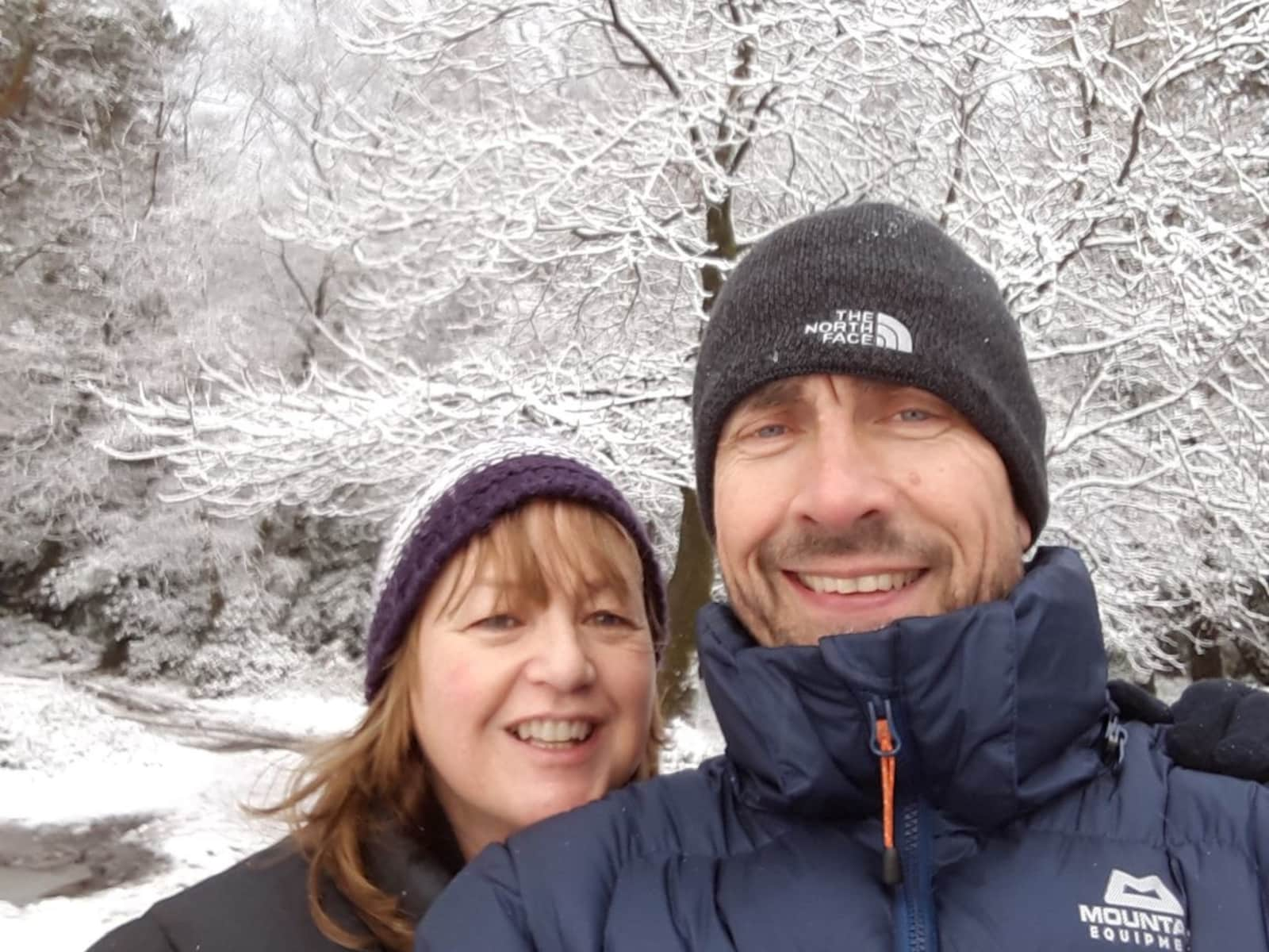 Bernard & Julie from Midhurst, United Kingdom