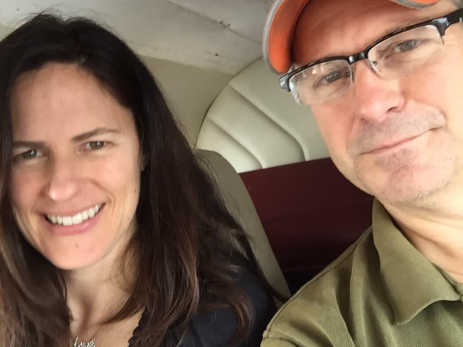 Lisa & Mark from Ottawa, Ontario, Canada