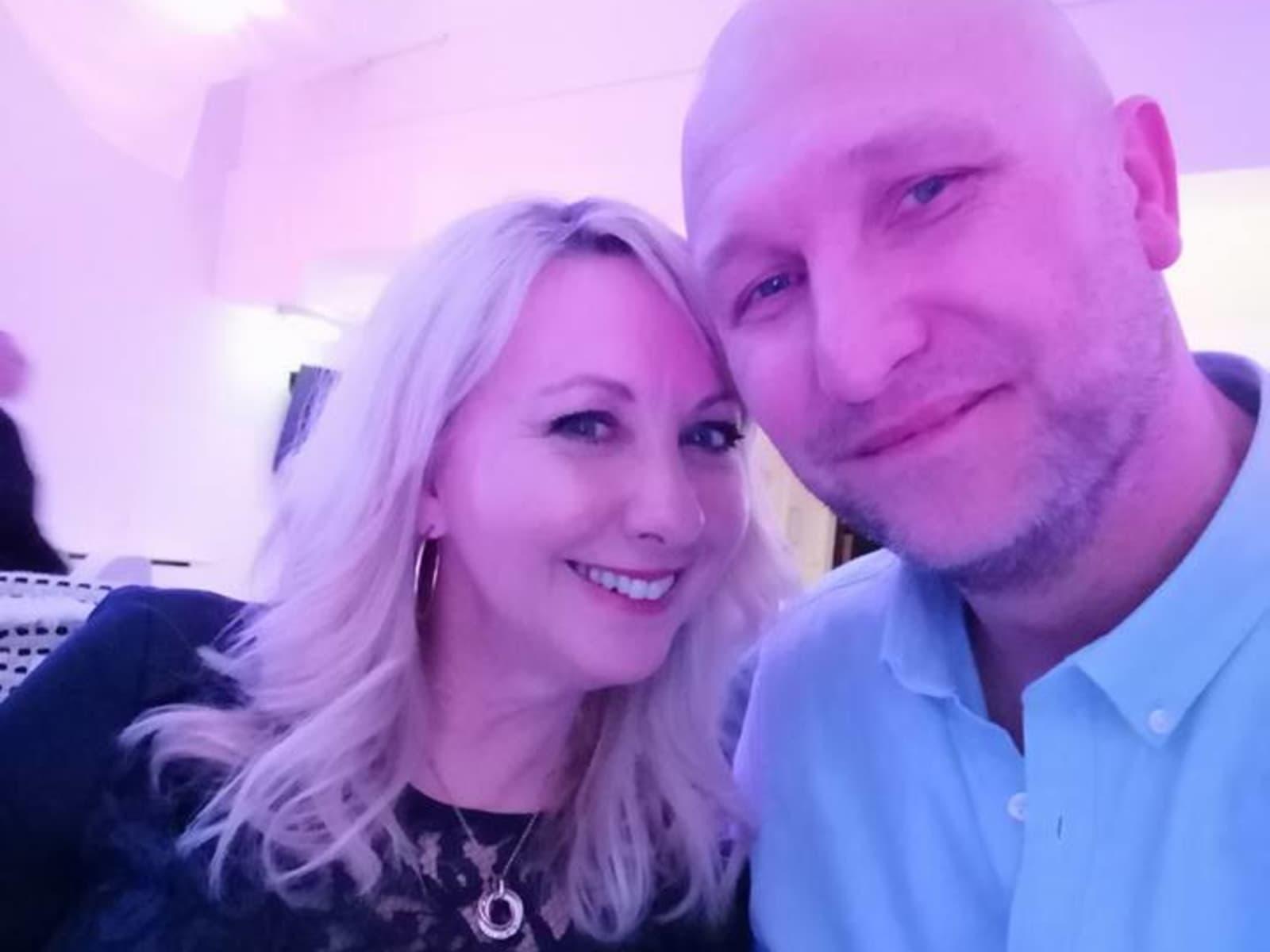 Alison & Philip from Harrogate, United Kingdom