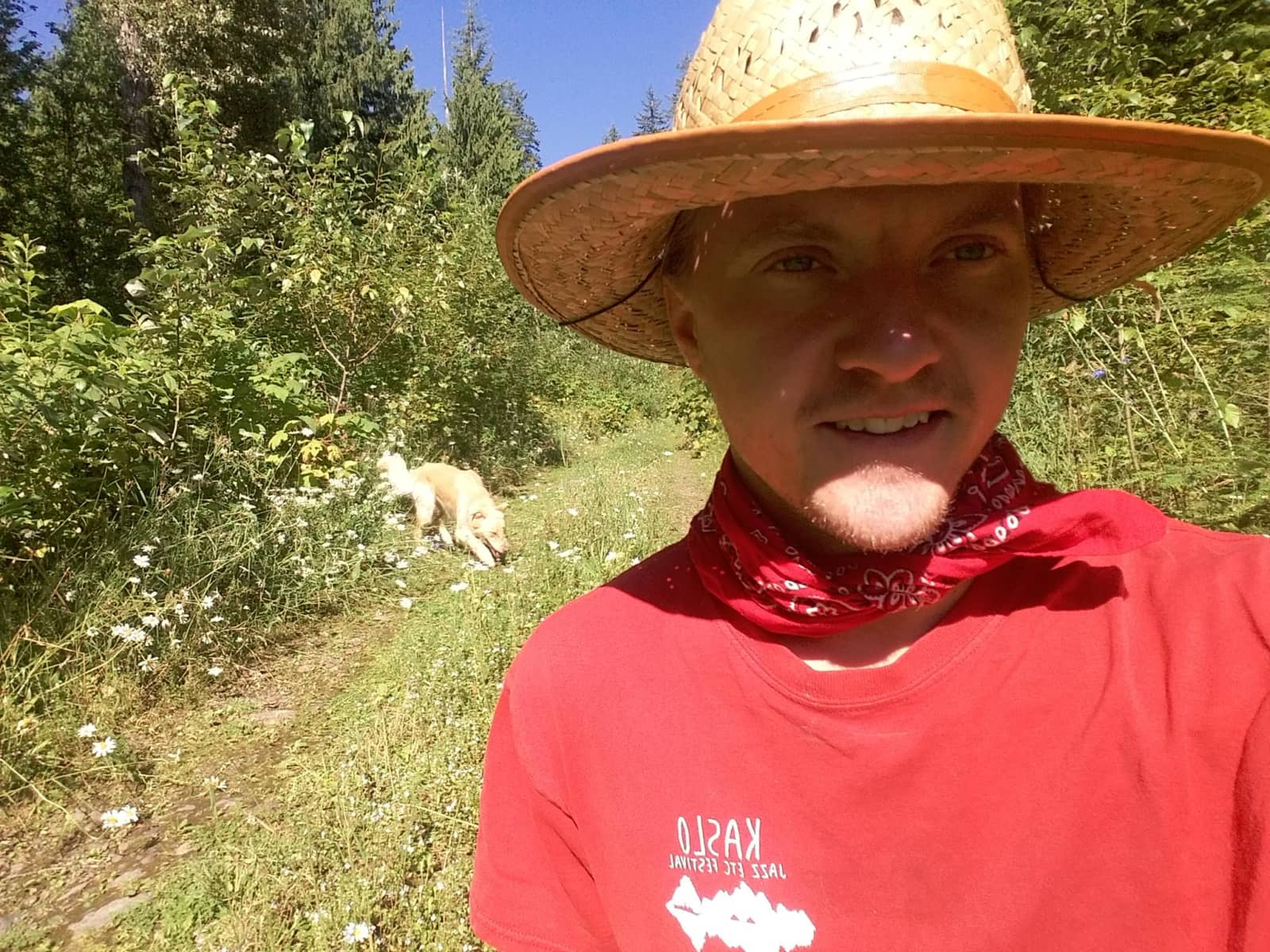 Jarod from Kaslo, British Columbia, Canada