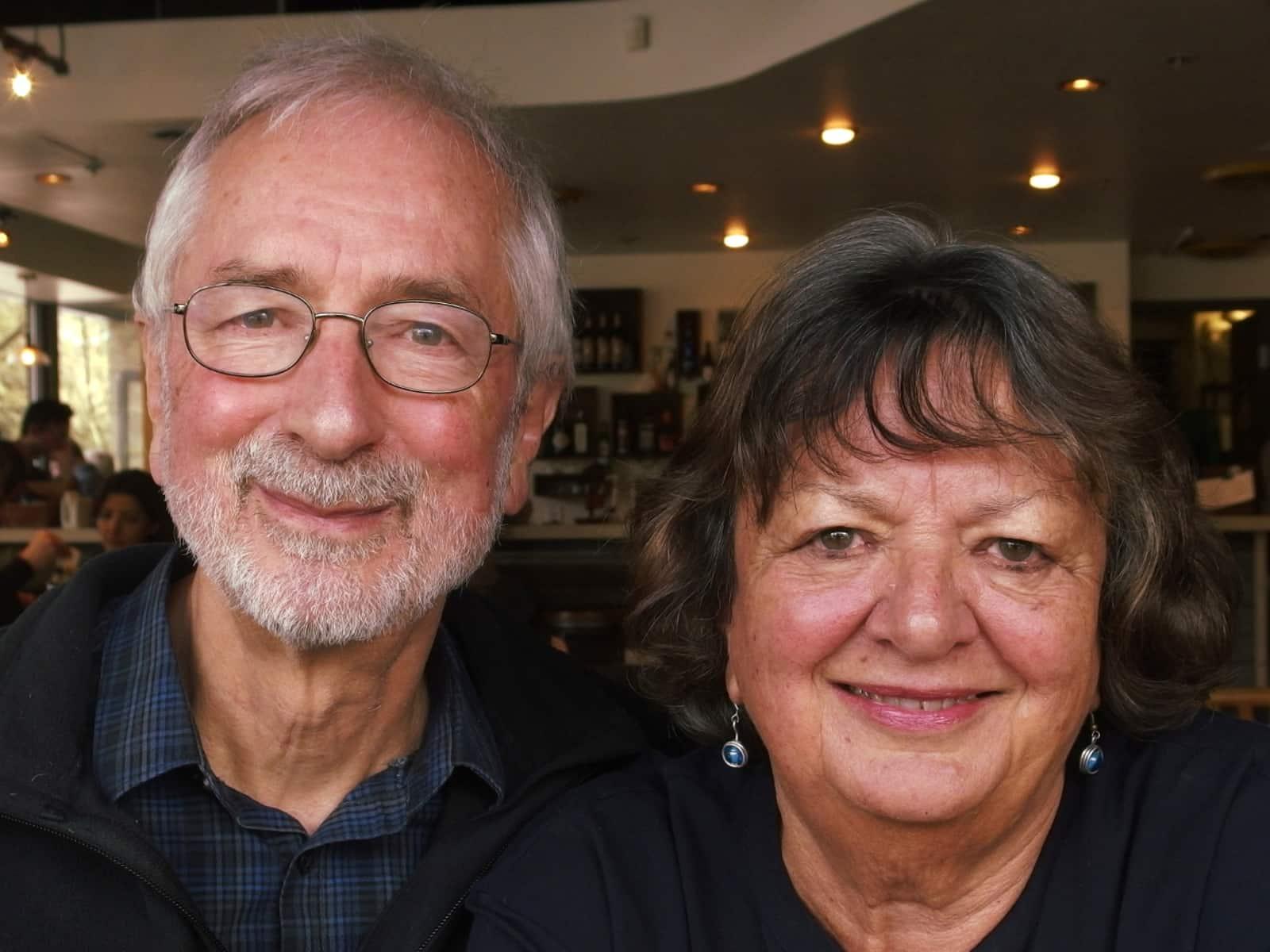 Martin & Rosalie from Montréal, Quebec, Canada