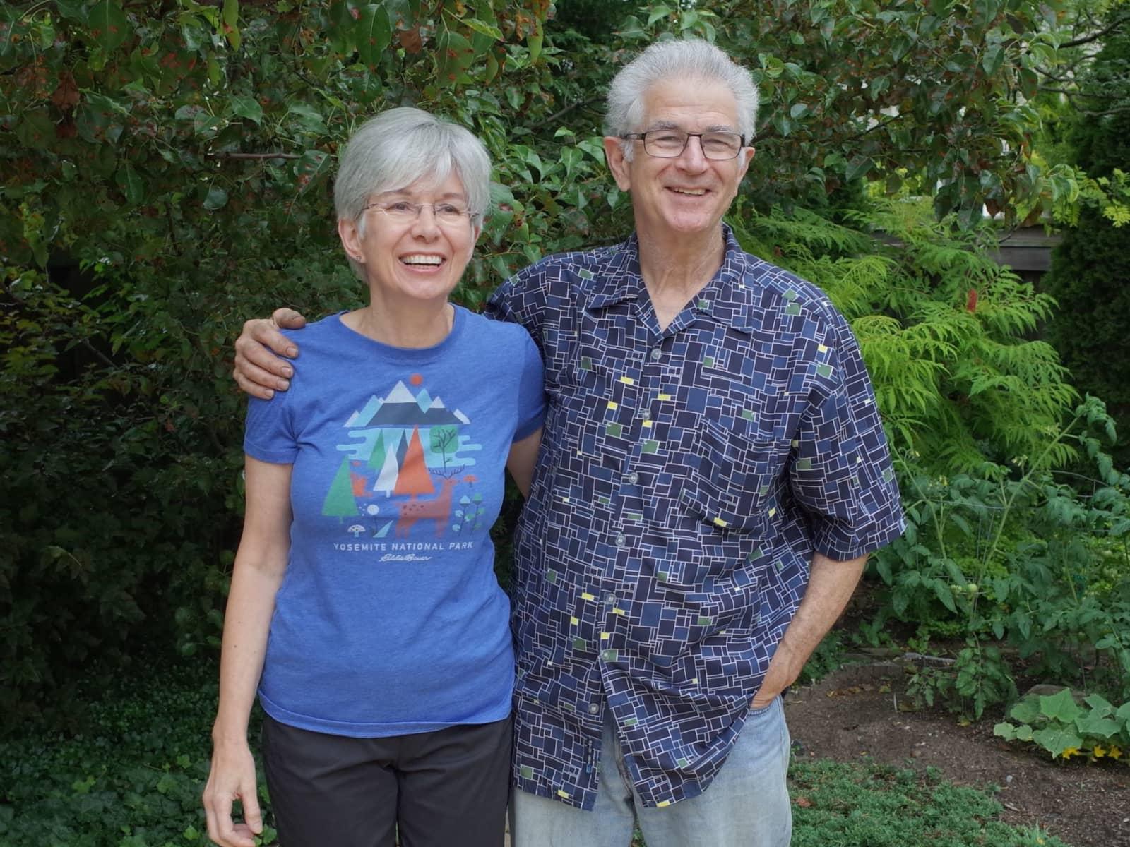 Irma & Michael from Oshawa, Ontario, Canada