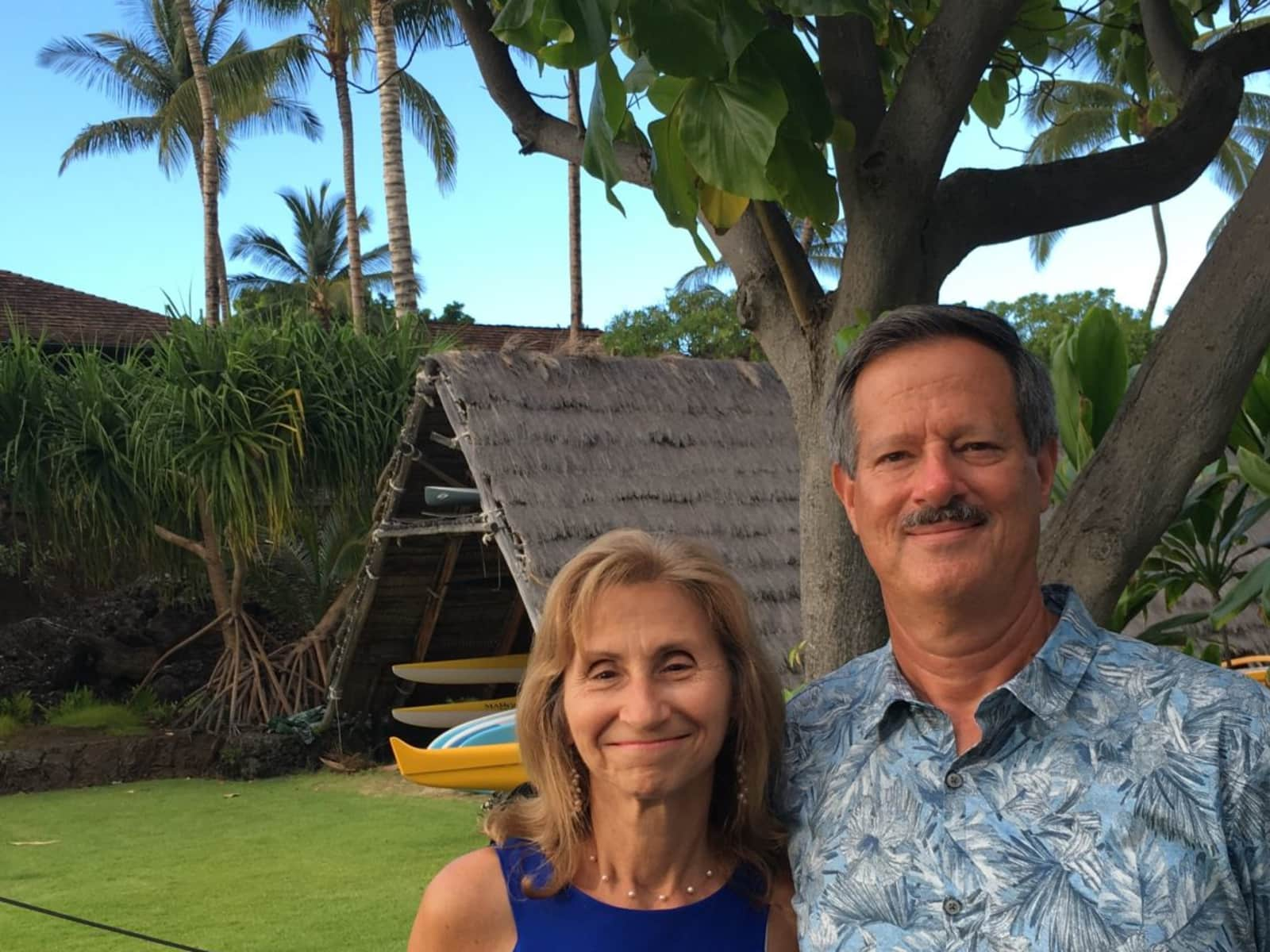 Marla & Michael from Honolulu, Hawaii, United States