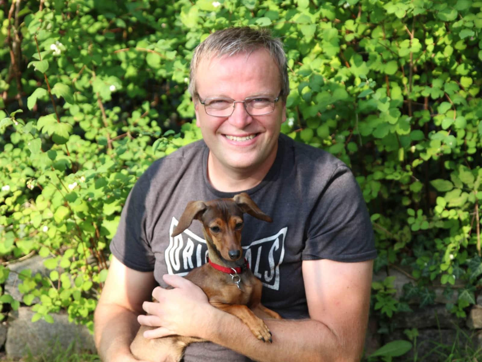 Thomas justesen from Aalborg, Denmark
