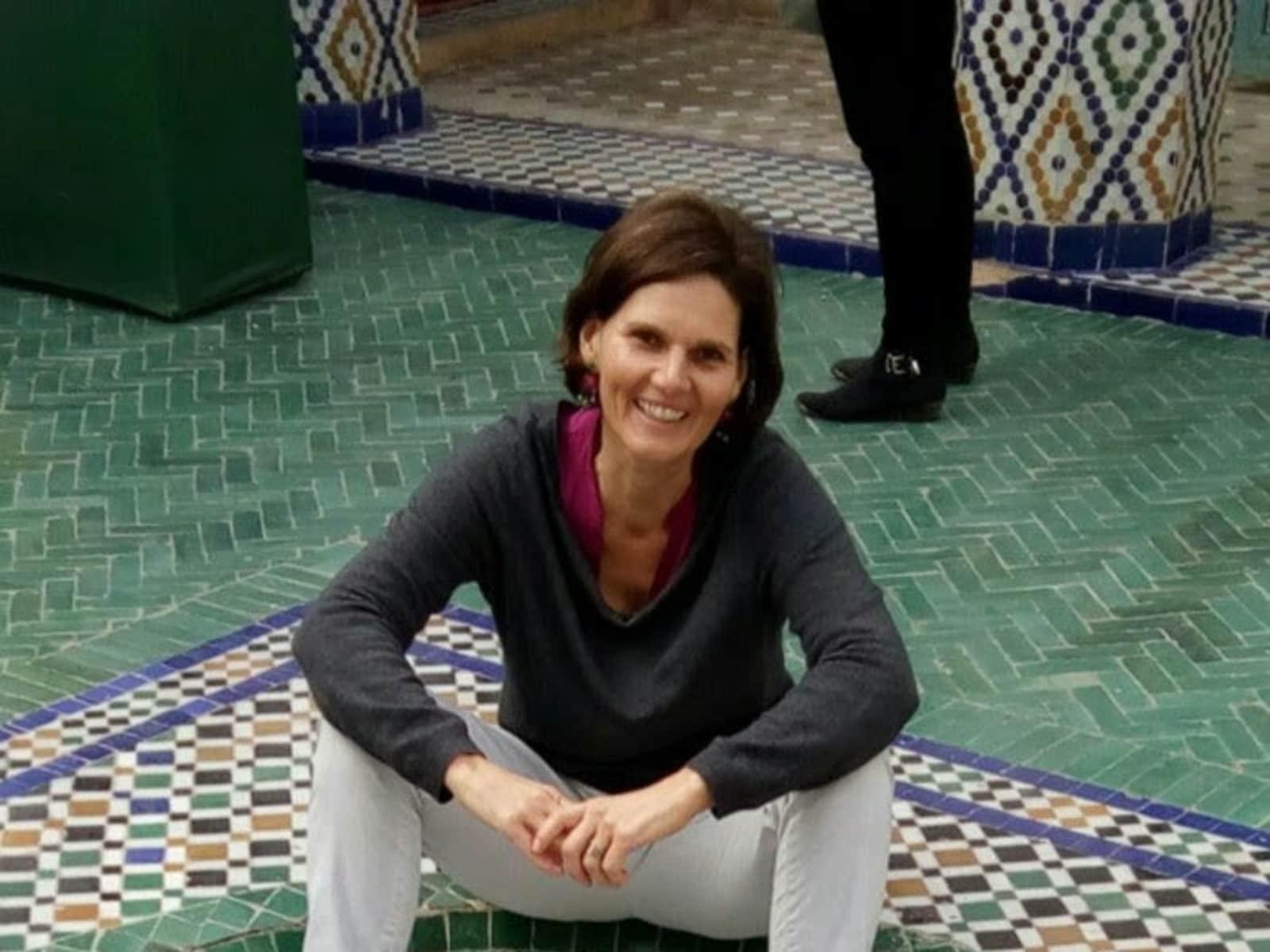 Iris from Palma, Spain
