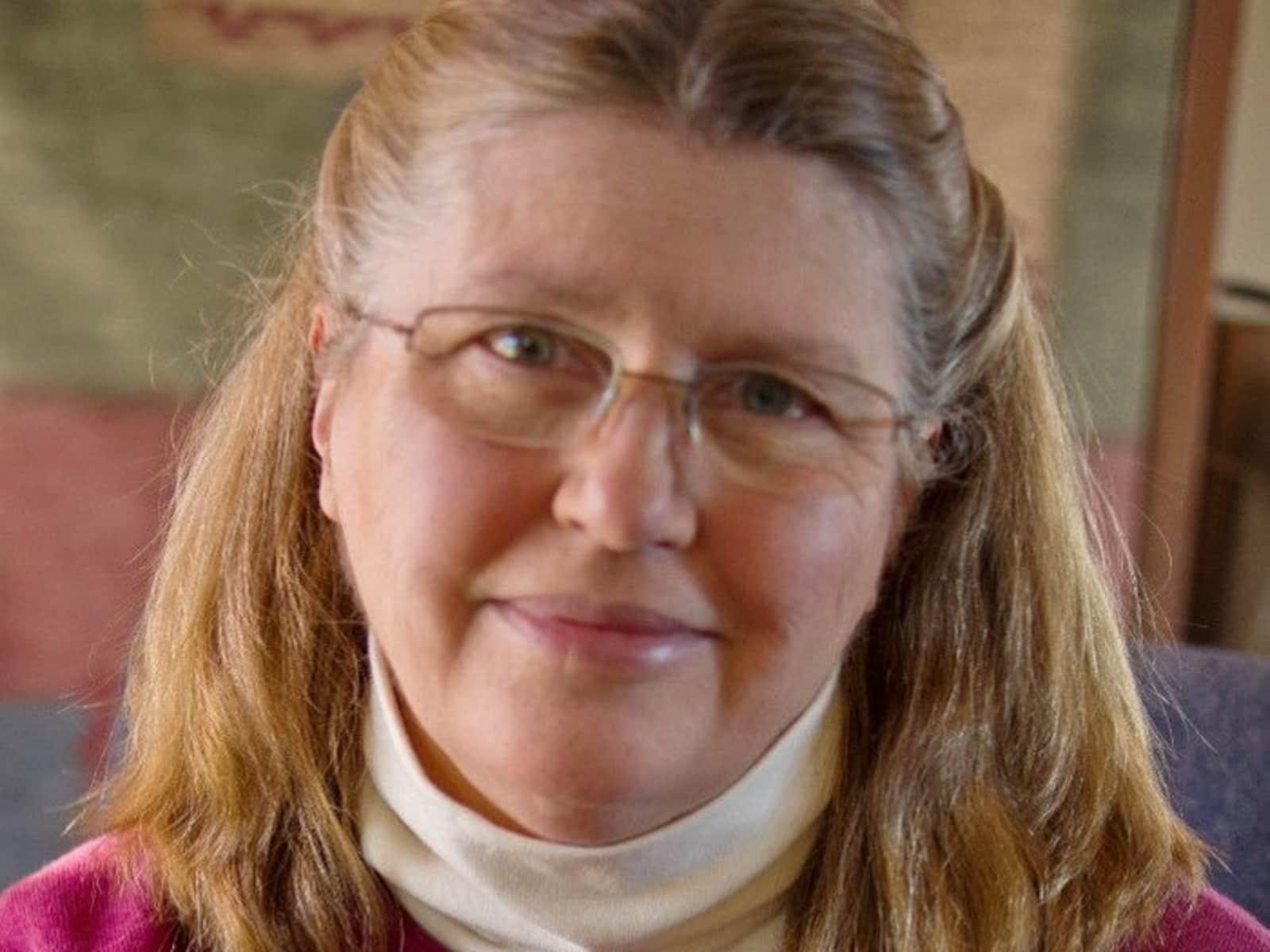 Mary from Friday Harbor, Washington, United States