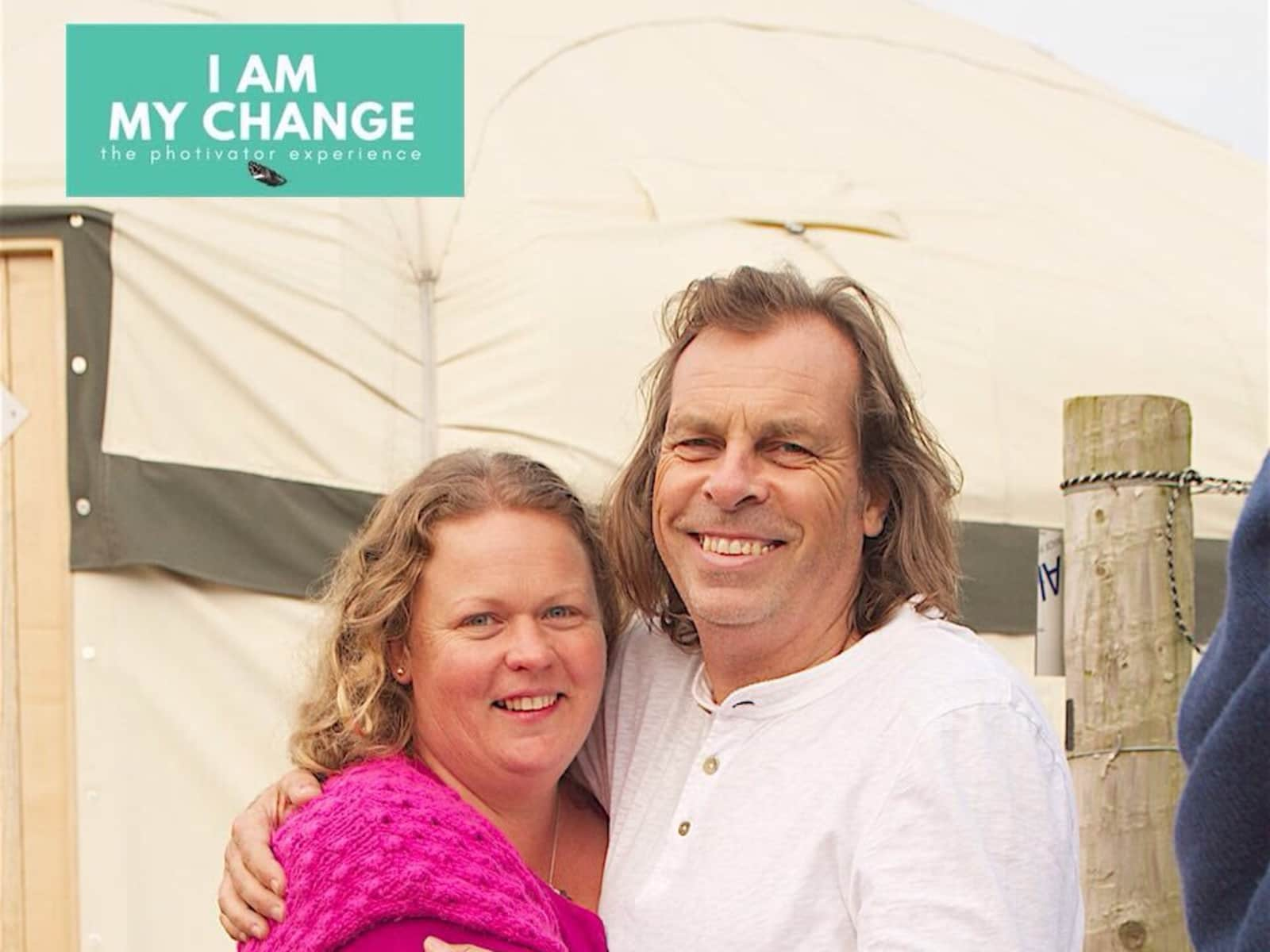 Kirsten & Alistair from Deddington, United Kingdom