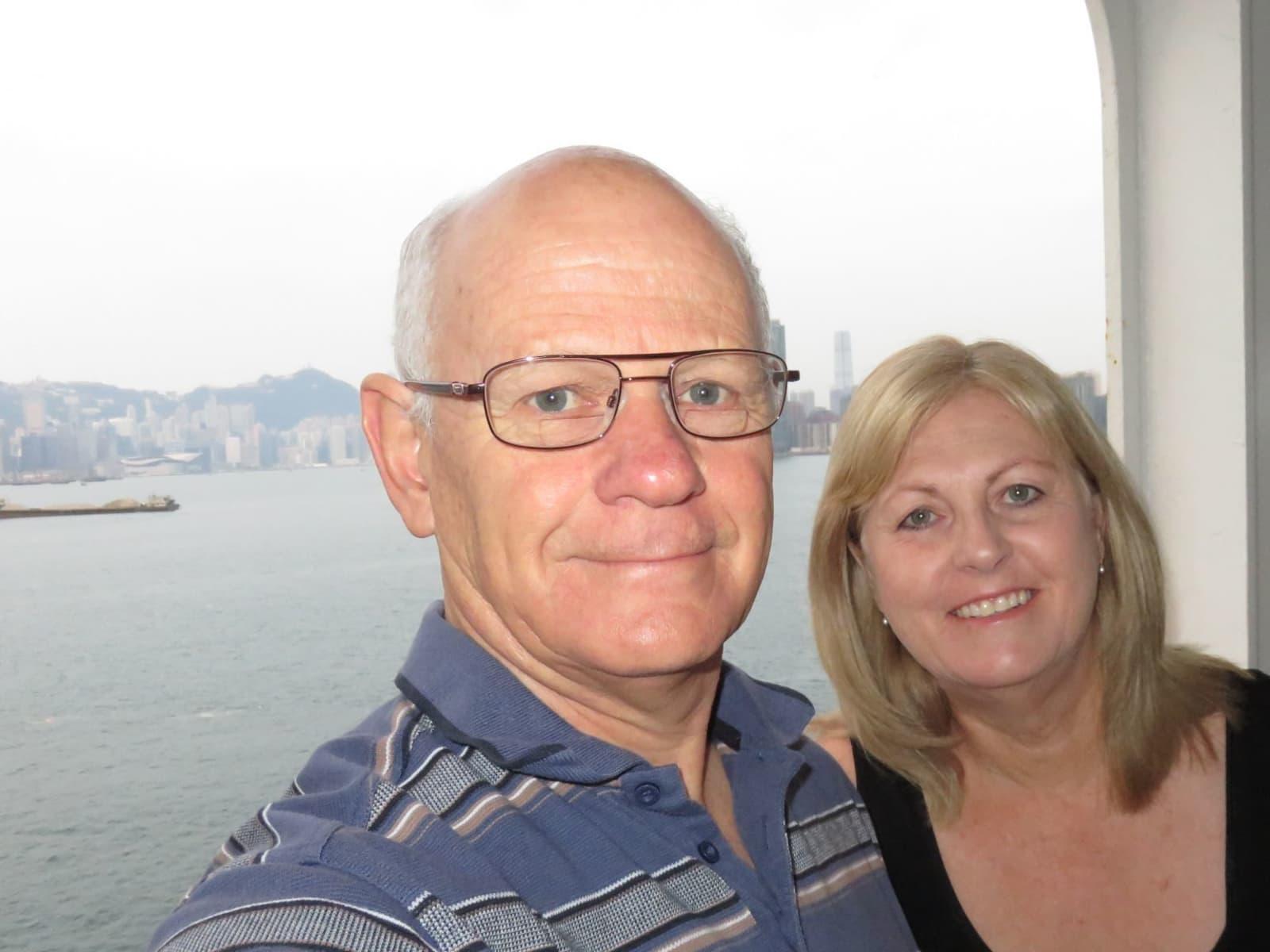 Gary & Angela from Tweed Heads, New South Wales, Australia