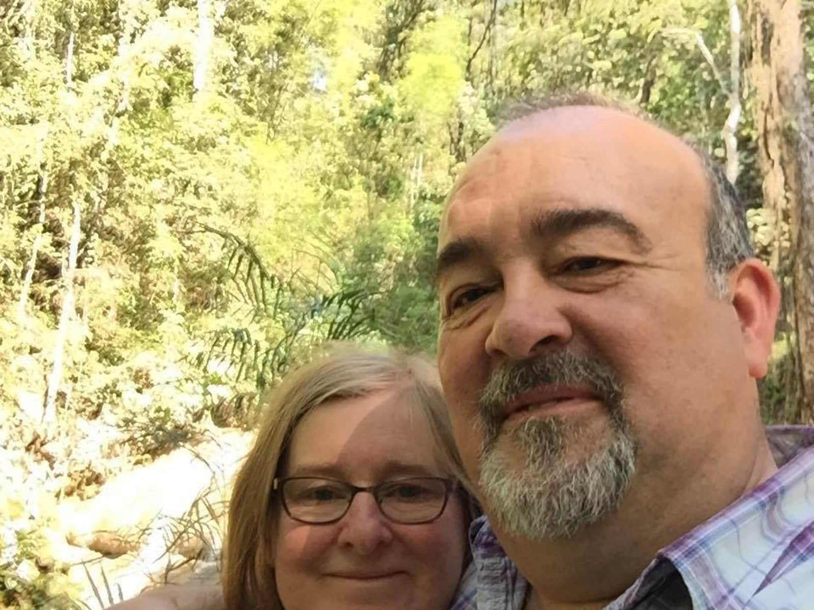 Jane & Ian from Bristol, United Kingdom